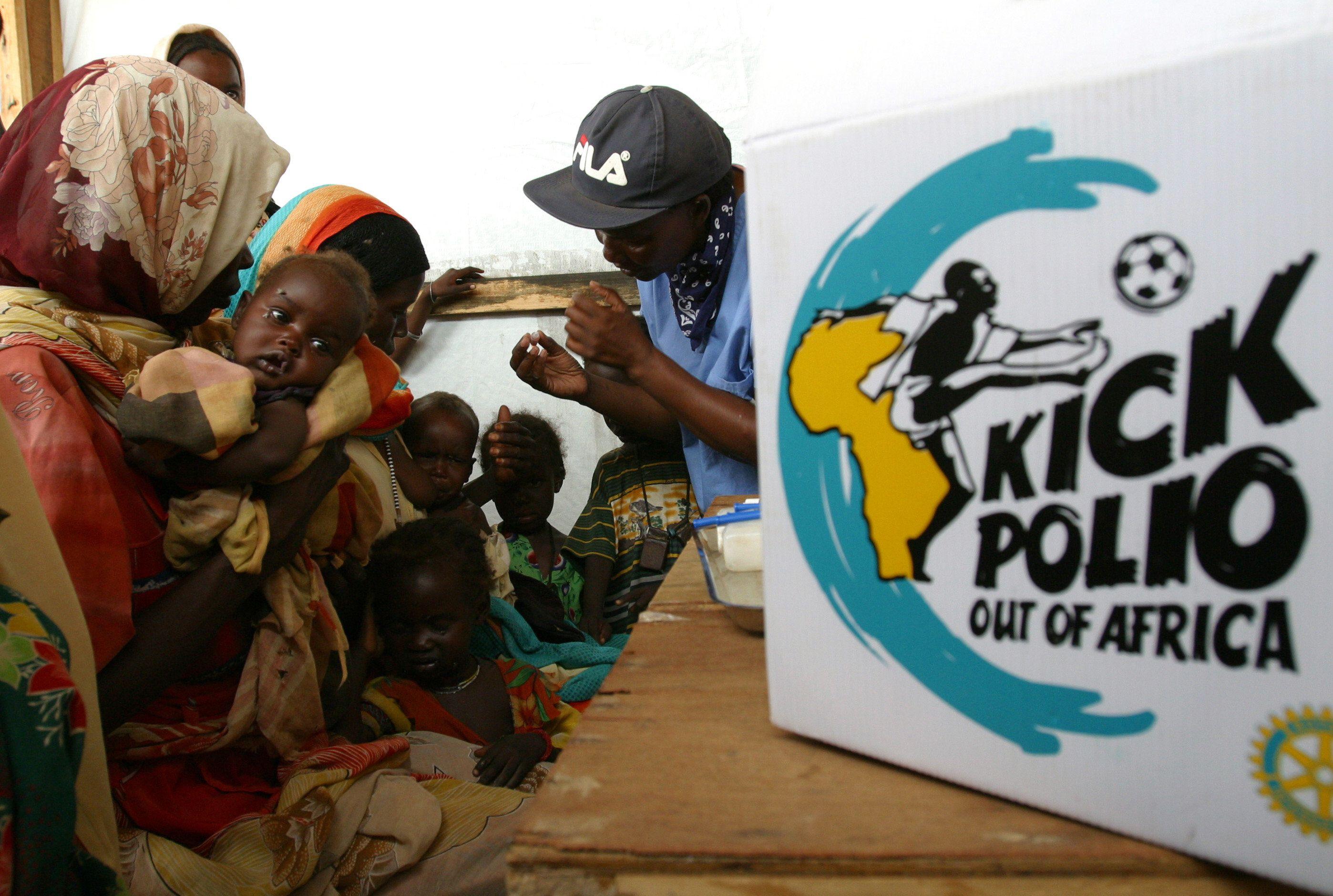 Coronavirus Politics Daily: Polio eyes a comeback in Africa, Malawi's corona mess, America's economic bounce back