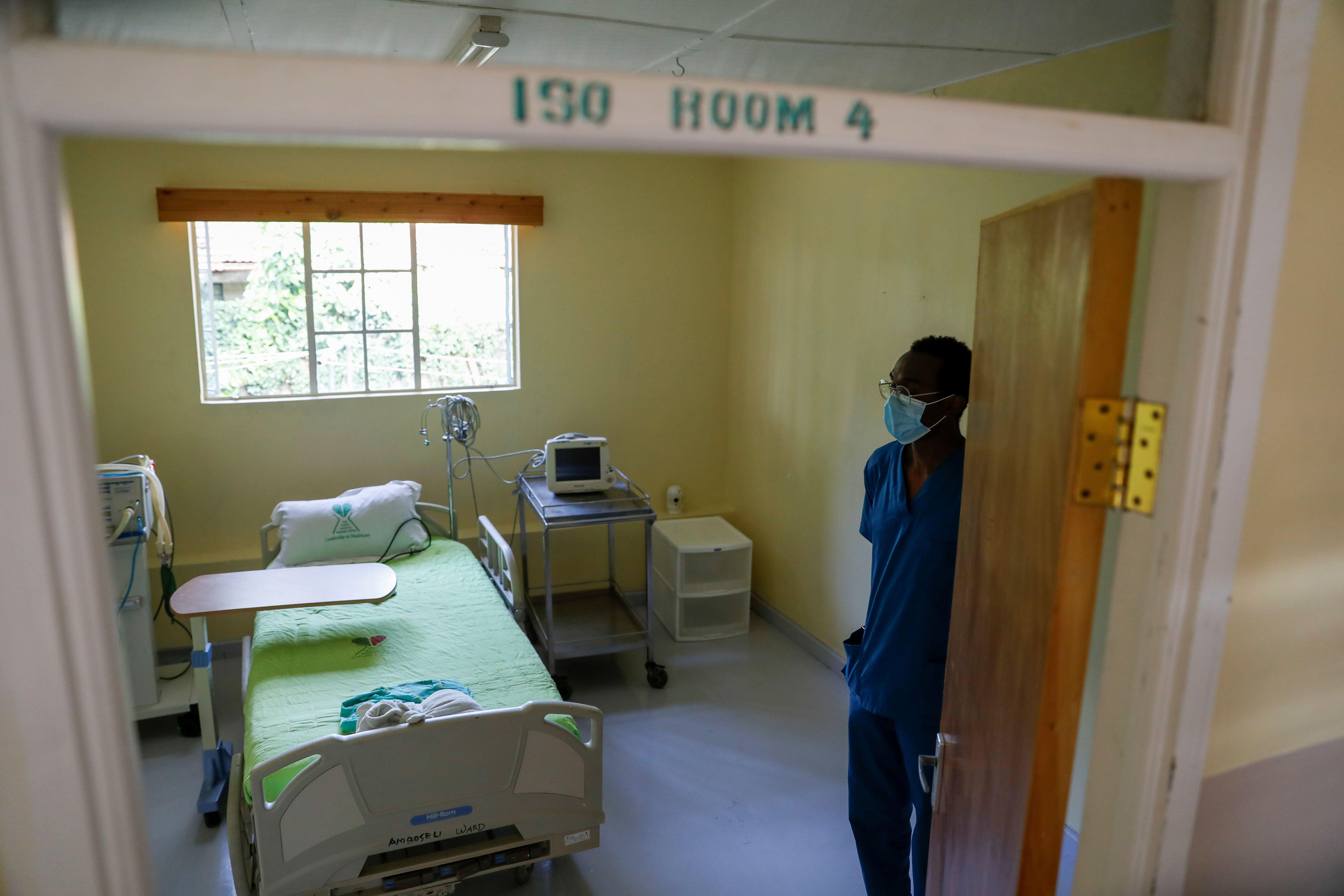 Coronavirus Politics Daily: Ventilator shortage in Africa, India's risky reopening, exodus from the Gulf