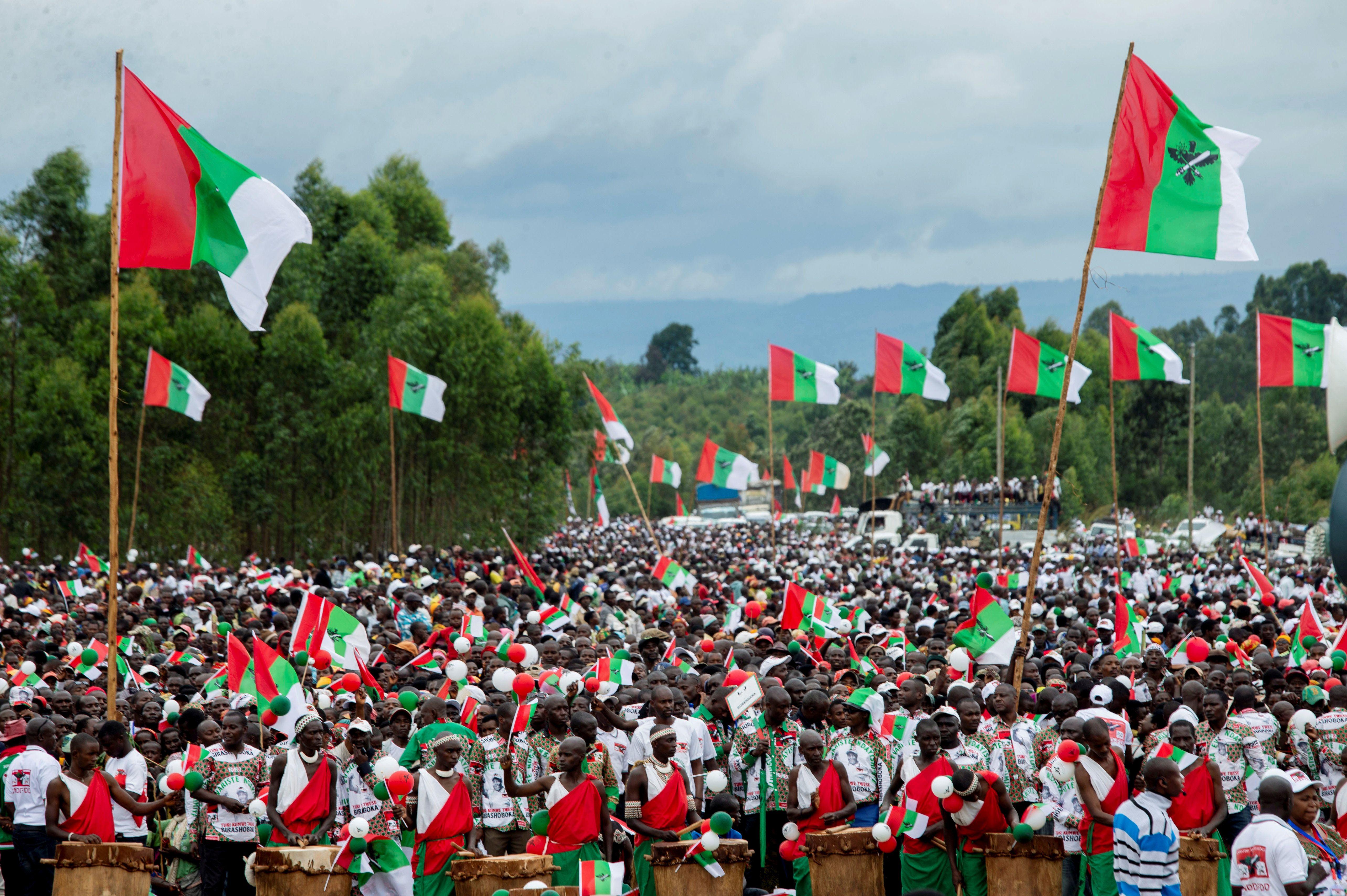 Coronavirus Politics Daily: Burundi boots the WHO, vaccine squabbles, Haiti braces for an outbreak