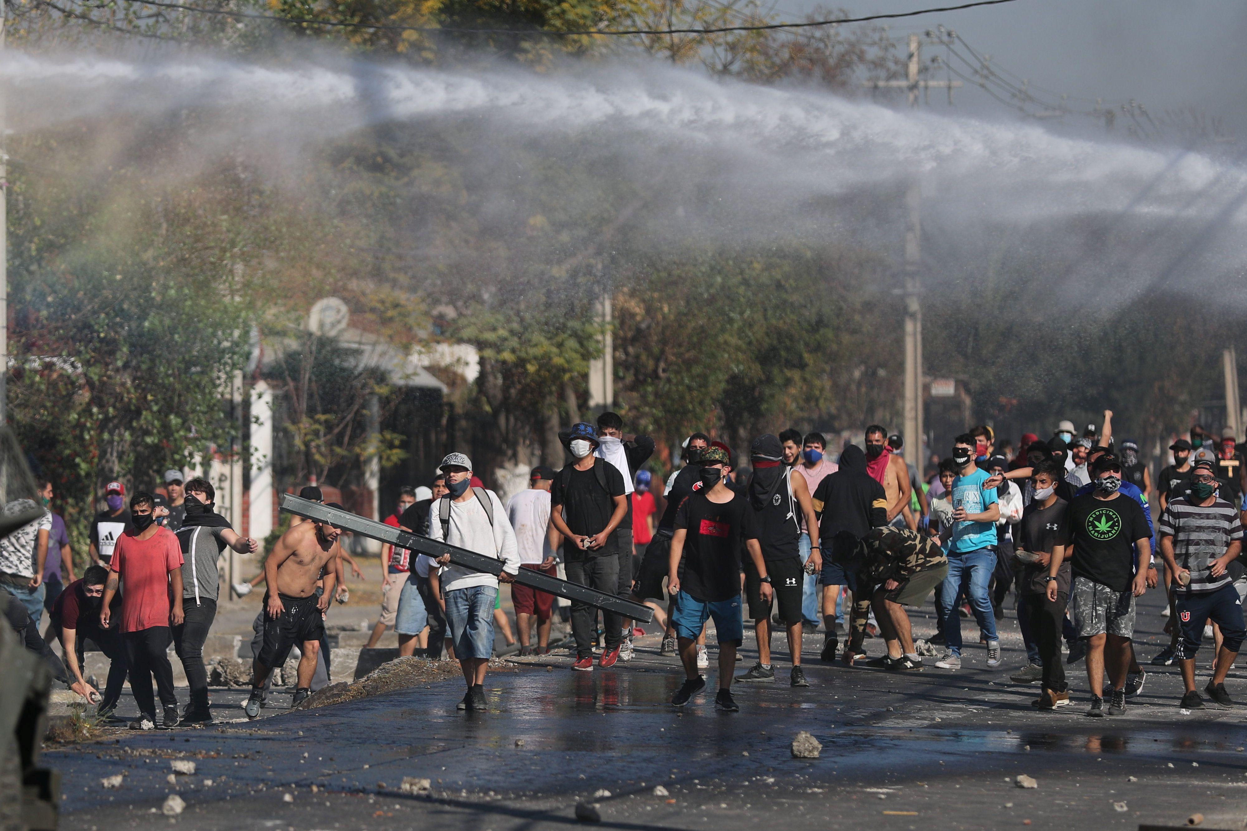 Coronavirus Politics Daily: Chileans riot, Belgium's sky-high numbers, Afghan doctors strike