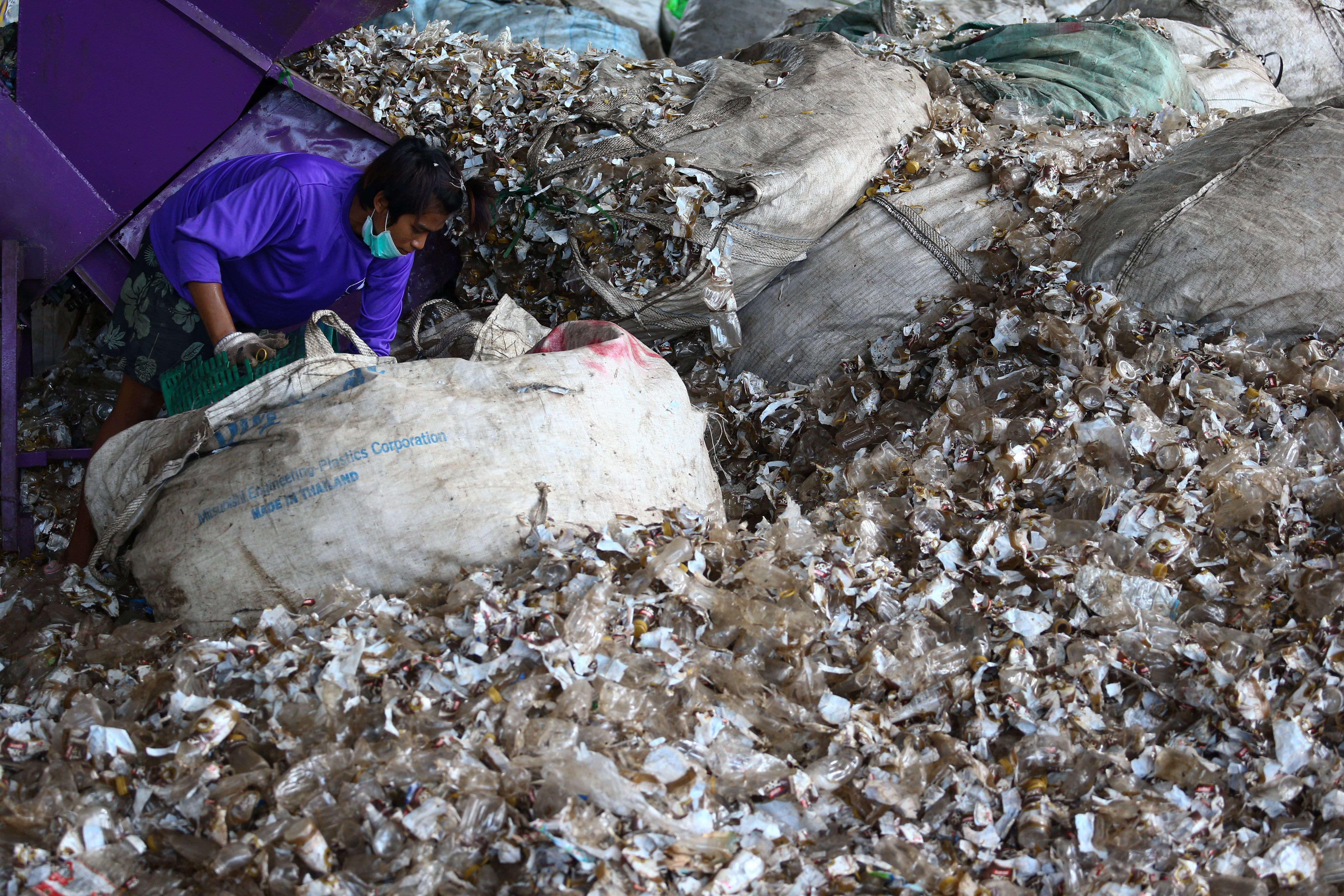 Hard Numbers: Thailand's plastic waste, 1 in 4 Americans are jobless, refugees in limbo, Europe's excess deaths