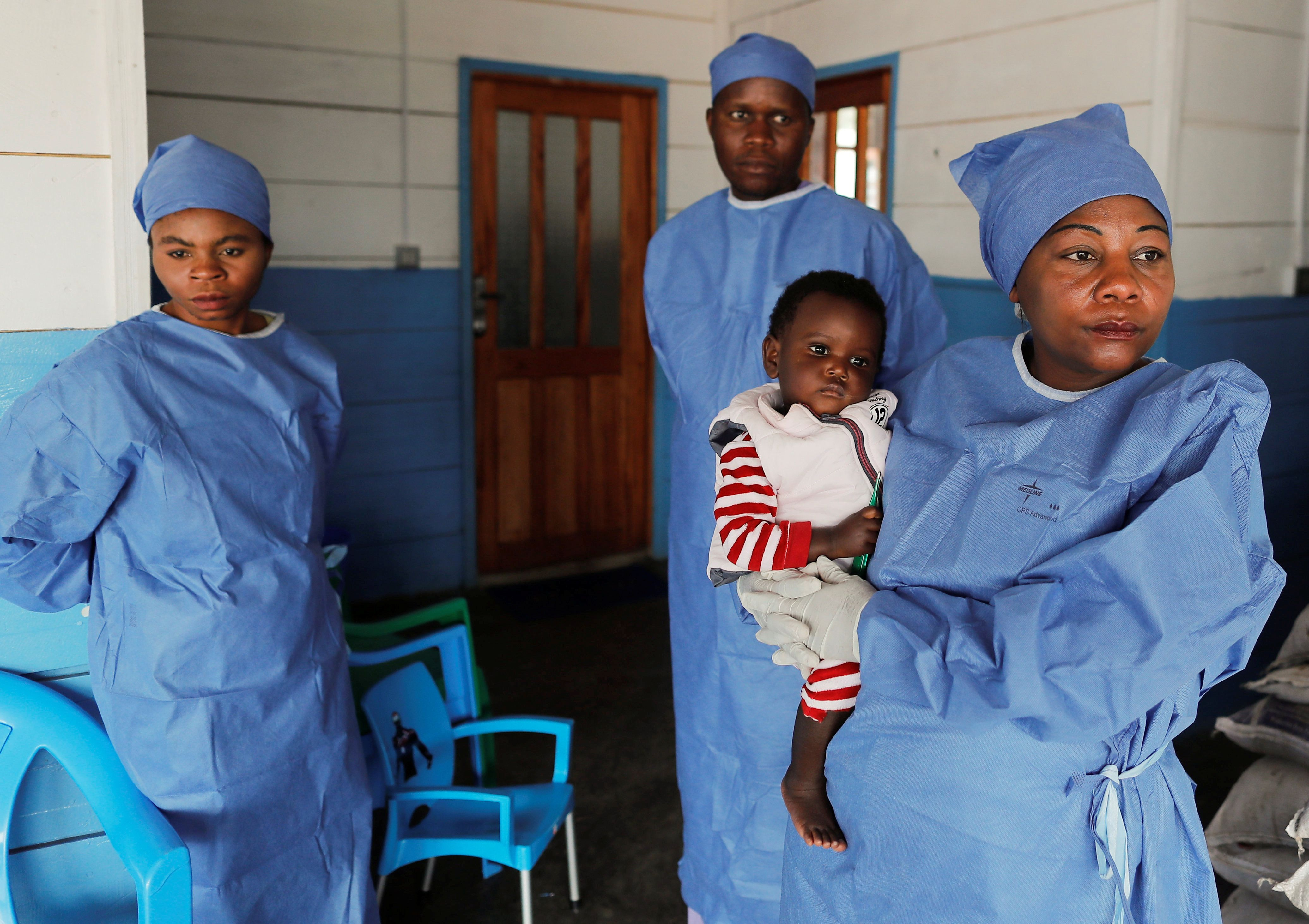 What We're Watching: DRC's Ebola outbreak, Russia's referendum, Netanyahu's annexation push