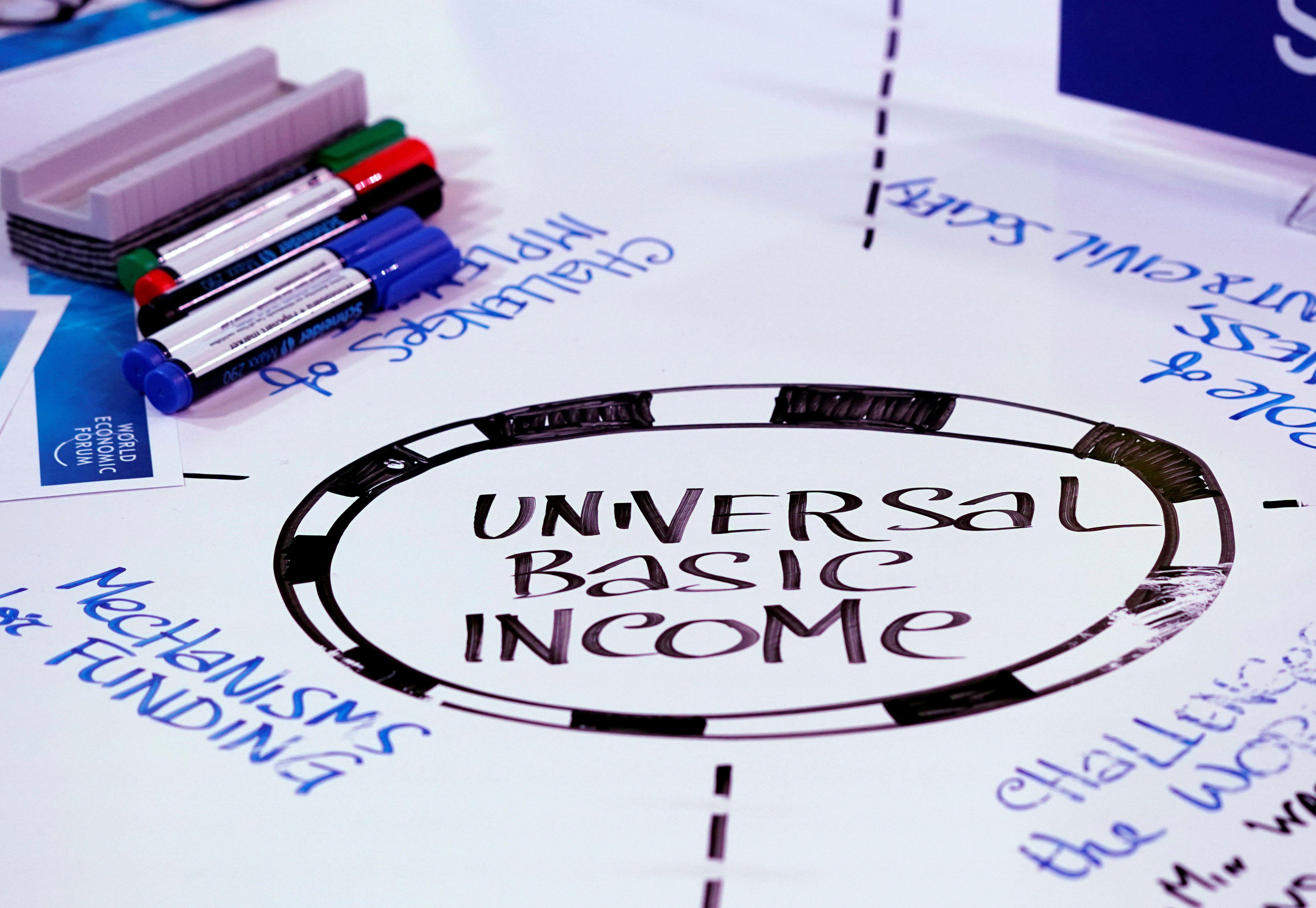 Guaranteed Income? Really?