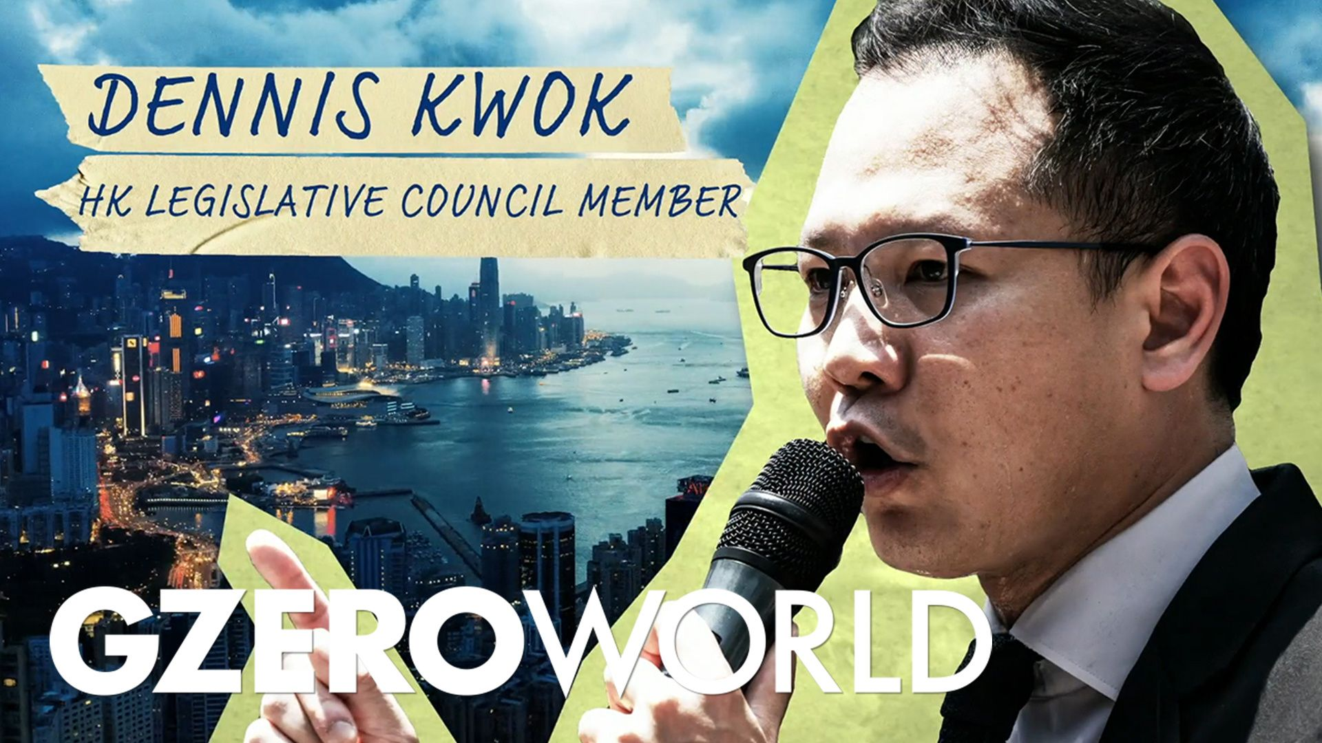 Podcast: Hong Kong's 11th Hour with Dennis Kwok