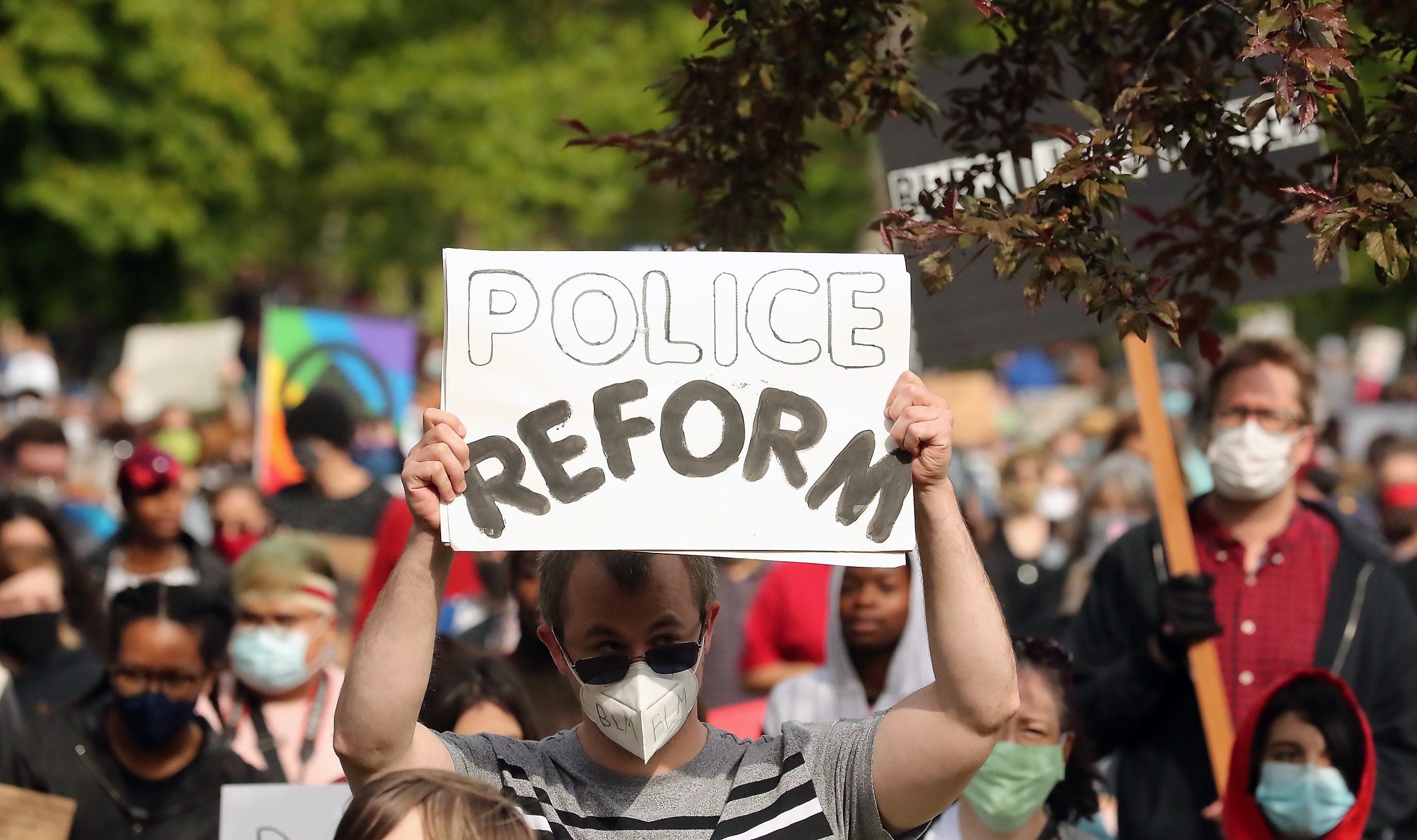 Police reform in the US