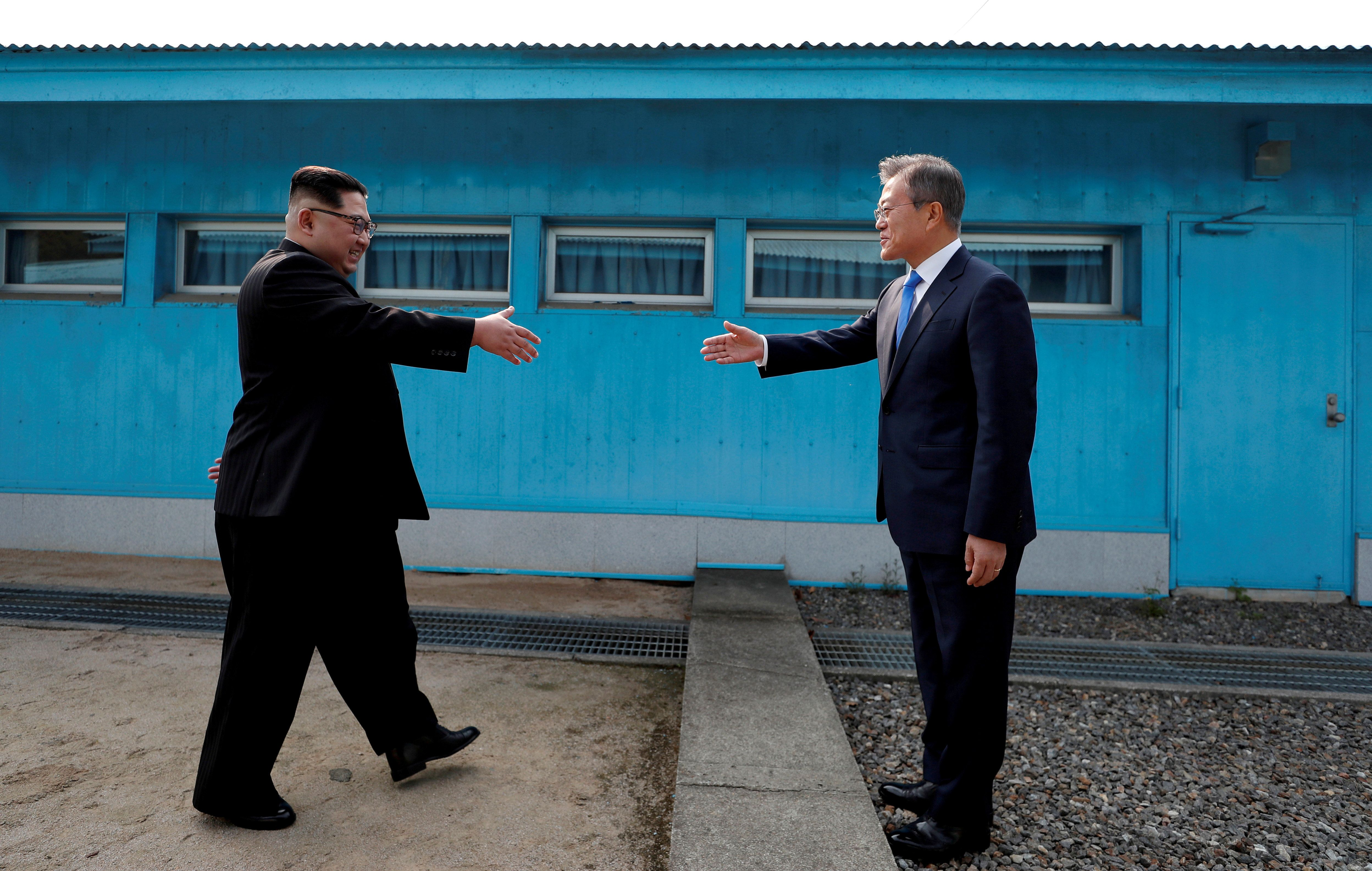 North Korea blows up the relationship. Why?