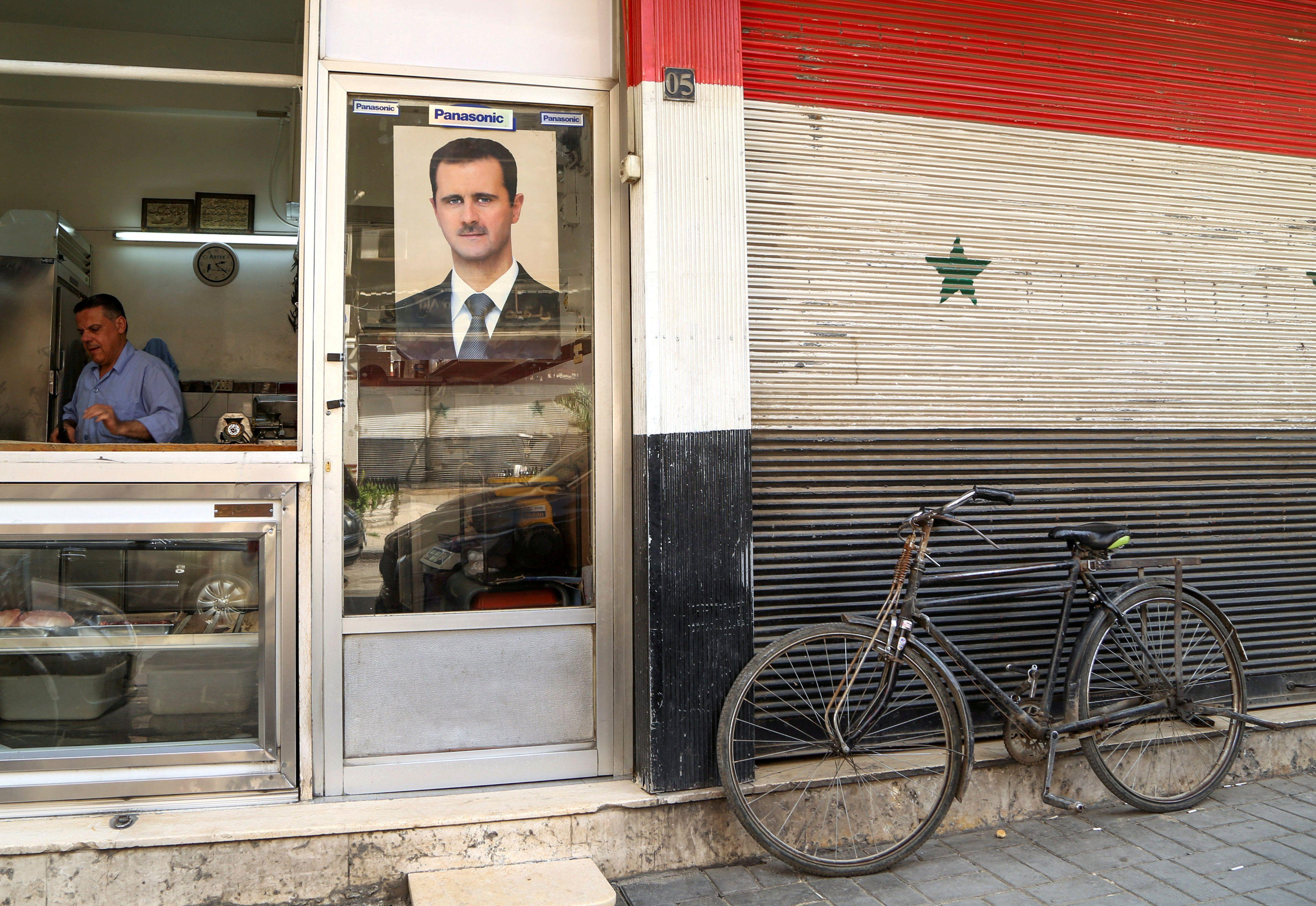 Syria under pressure
