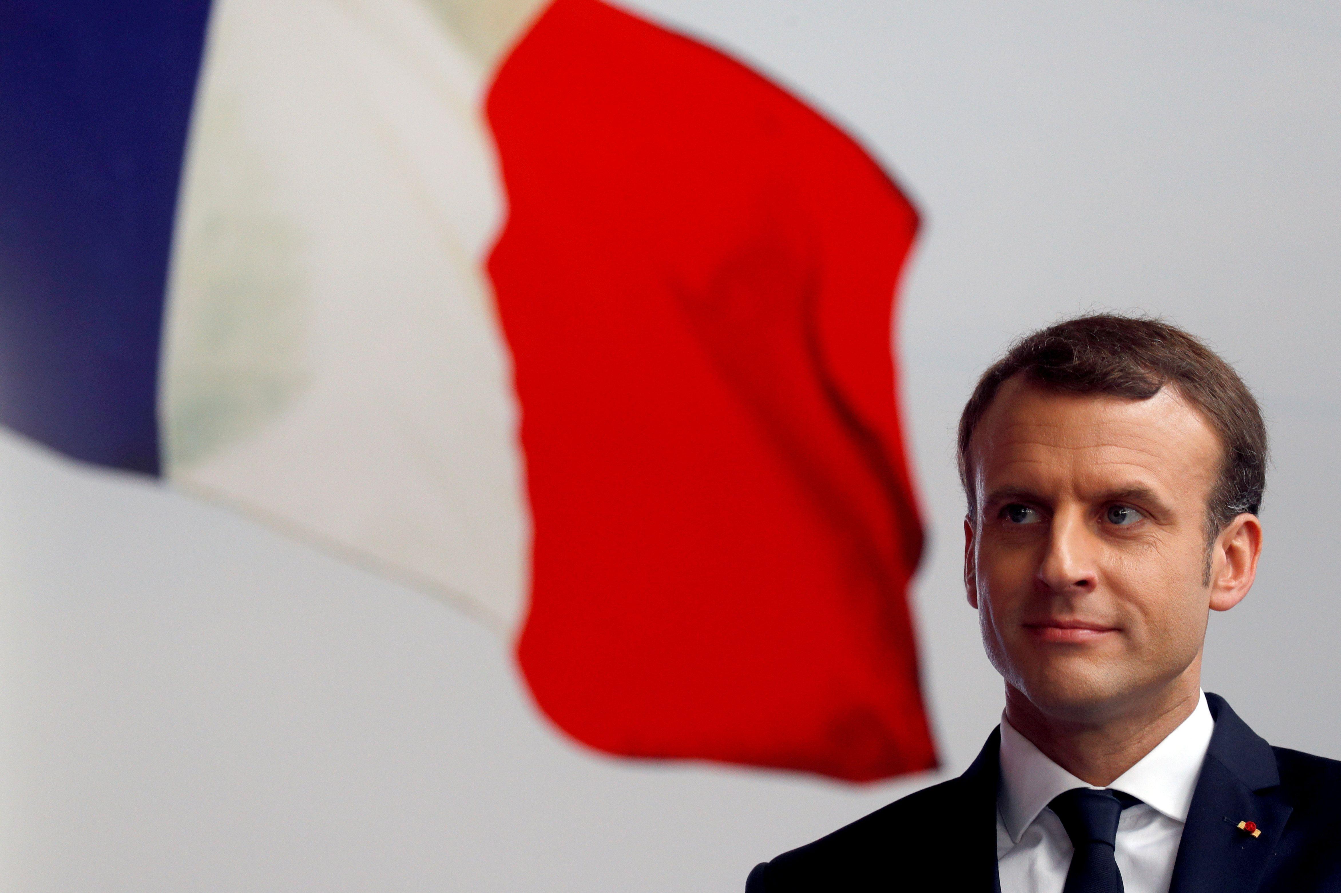 A rough road ahead for Emmanuel Macron