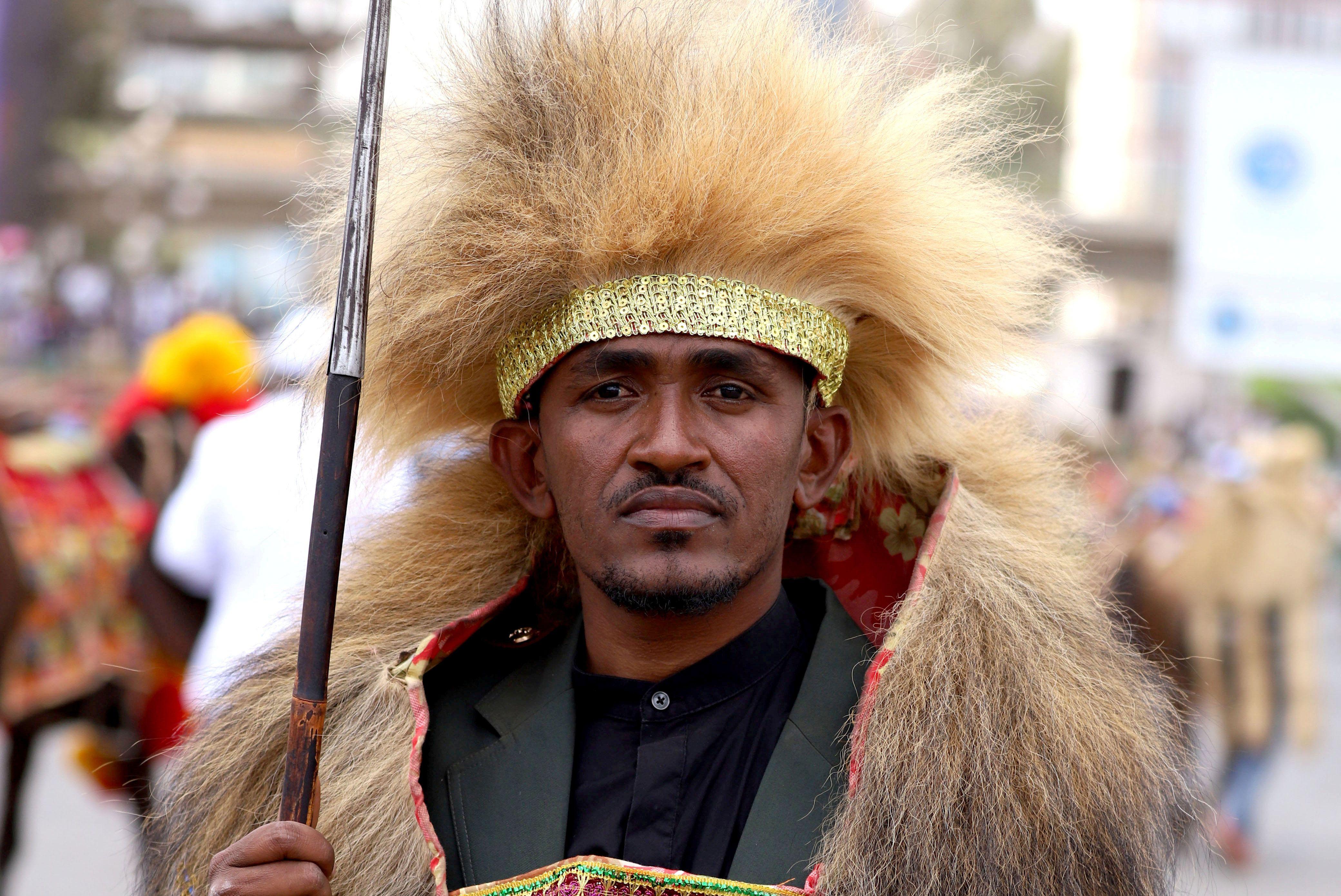Pandora visits Ethiopia