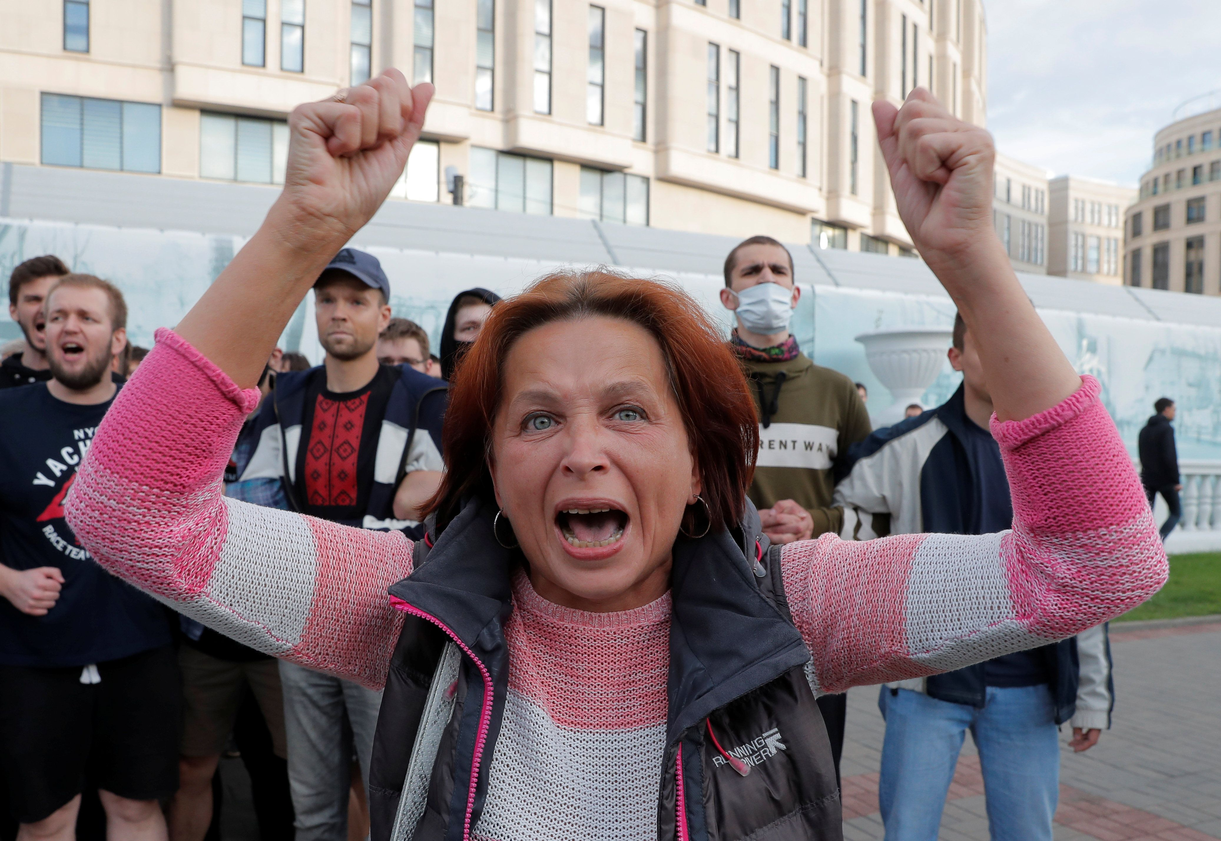 What We're Watching: Protests erupt in Minsk, Hong Kong isn't special anymore, Ethiopia surfs the web again