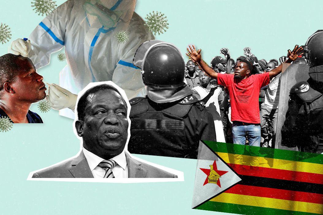 Three years after Mugabe, Zimbabwe still hurting