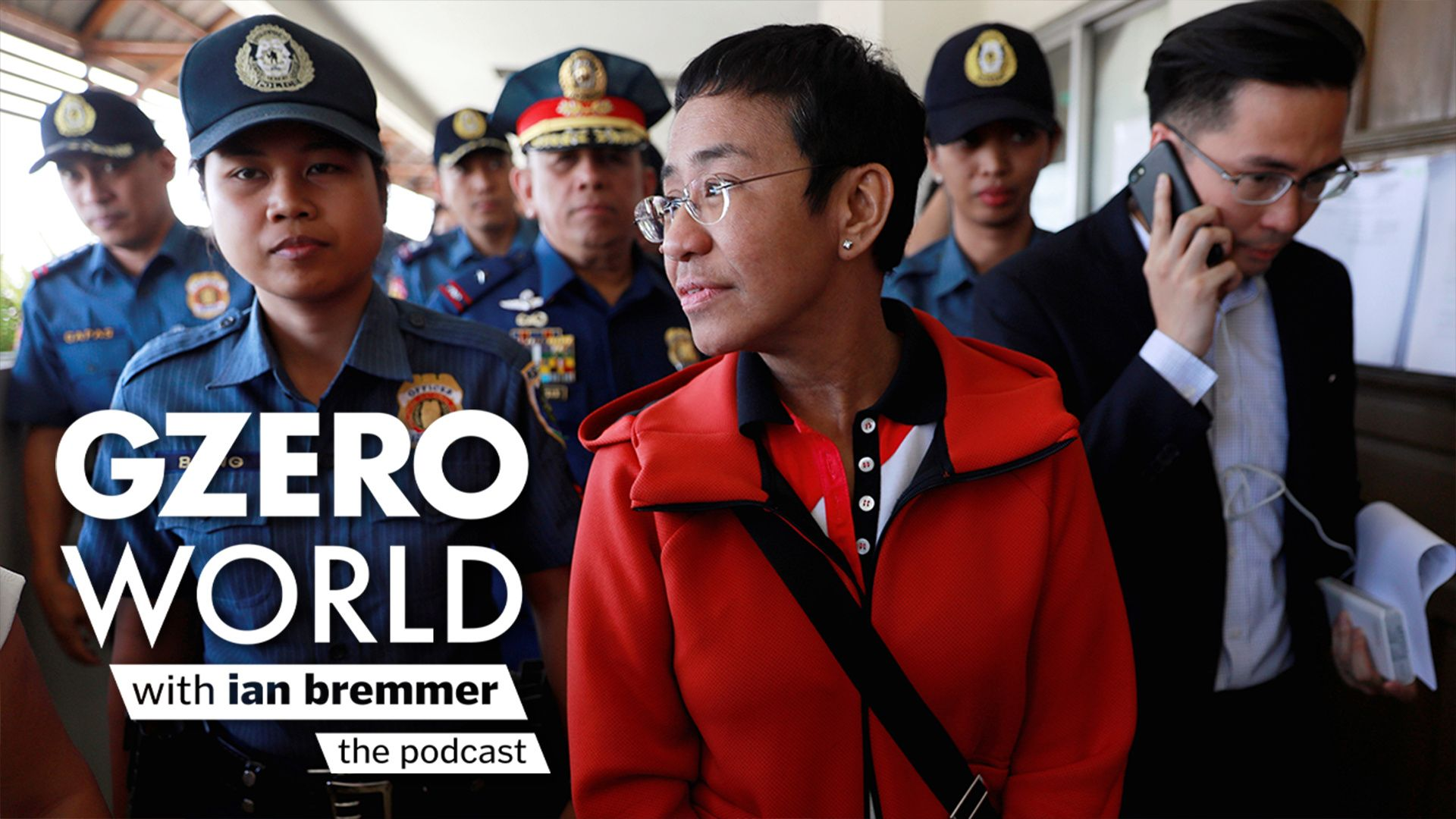 Podcast: Journalism on Trial in the Philippines with Maria Ressa