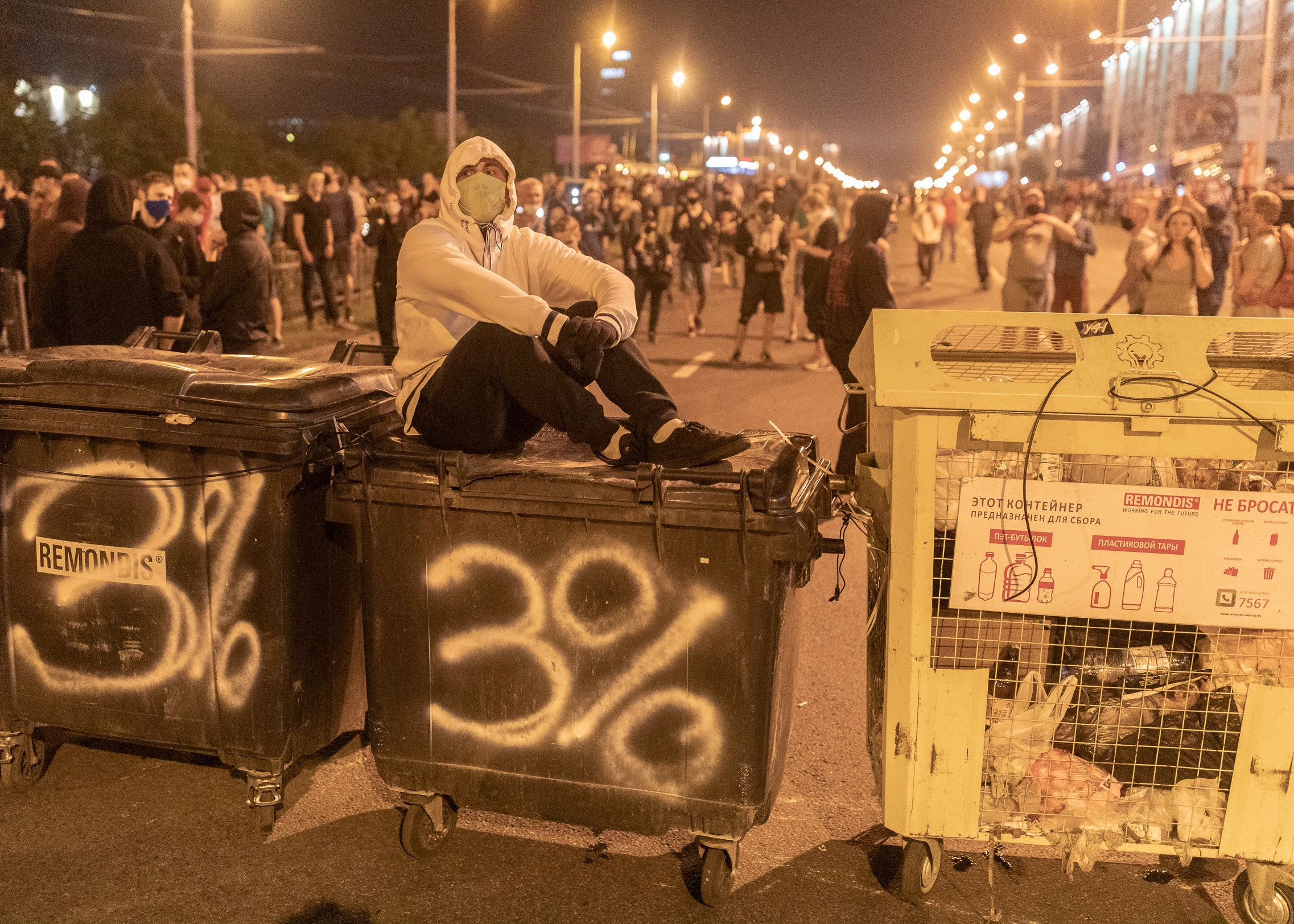 What We're Watching: Post-election chaos in Belarus, Biden taps Harris, Bolivia's roadblock