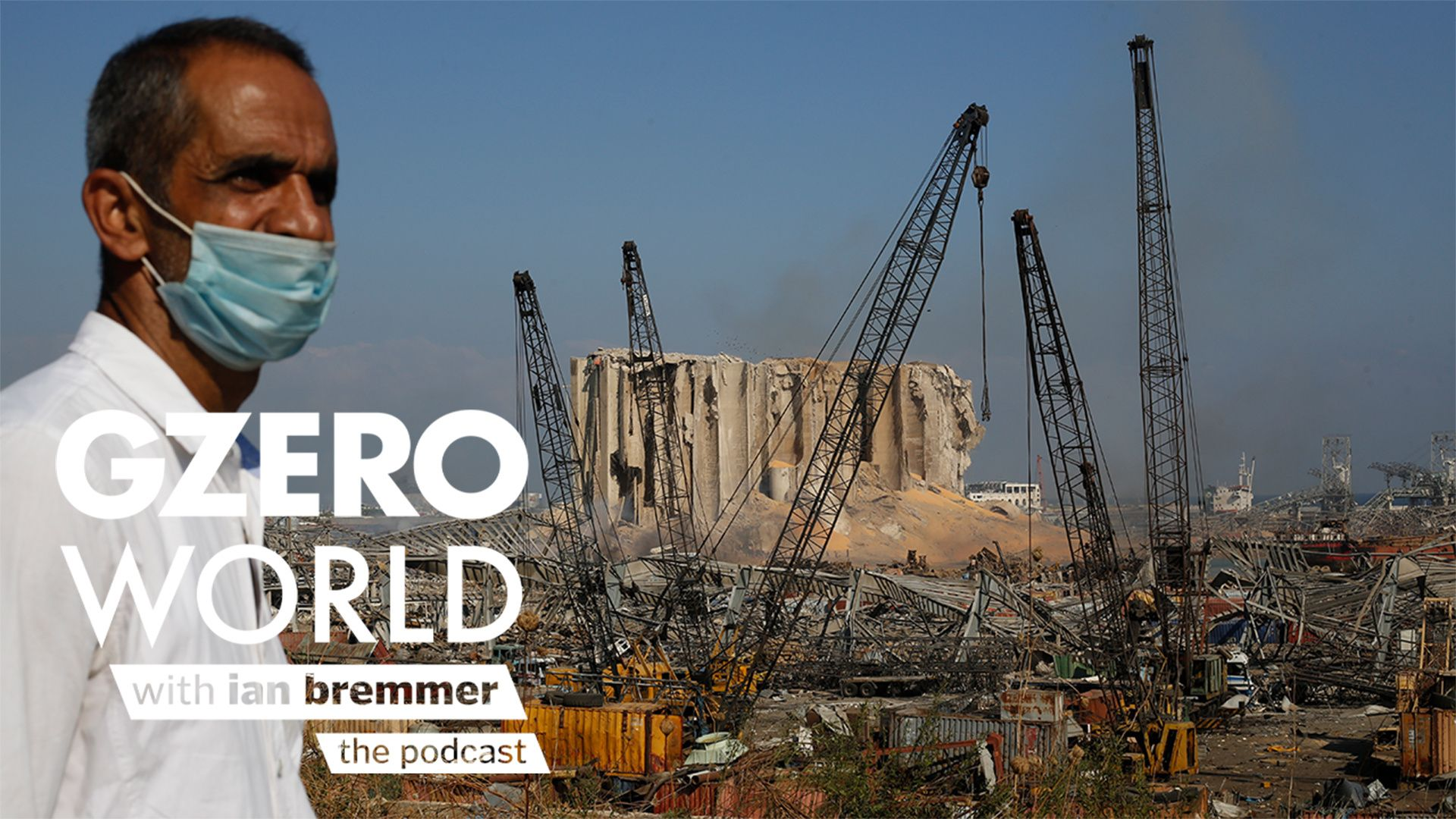 Podcast: Lebanon Post-Blast: Rage in the Streets of Beirut