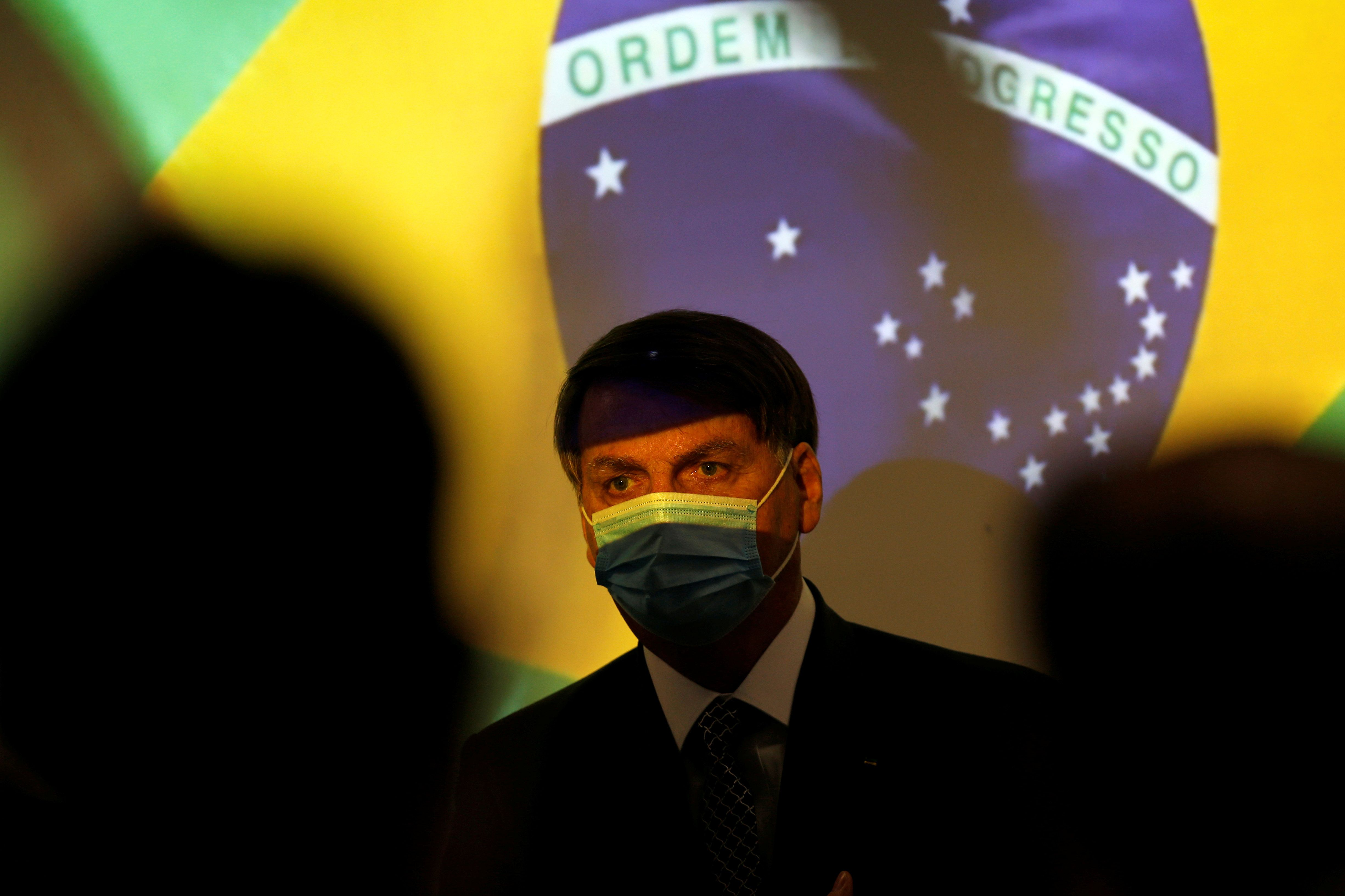 Hard Numbers: Brazilians don't blame Bolsonaro, Somalia under attack, no good options for US president, India restores (some) internet in Kashmir
