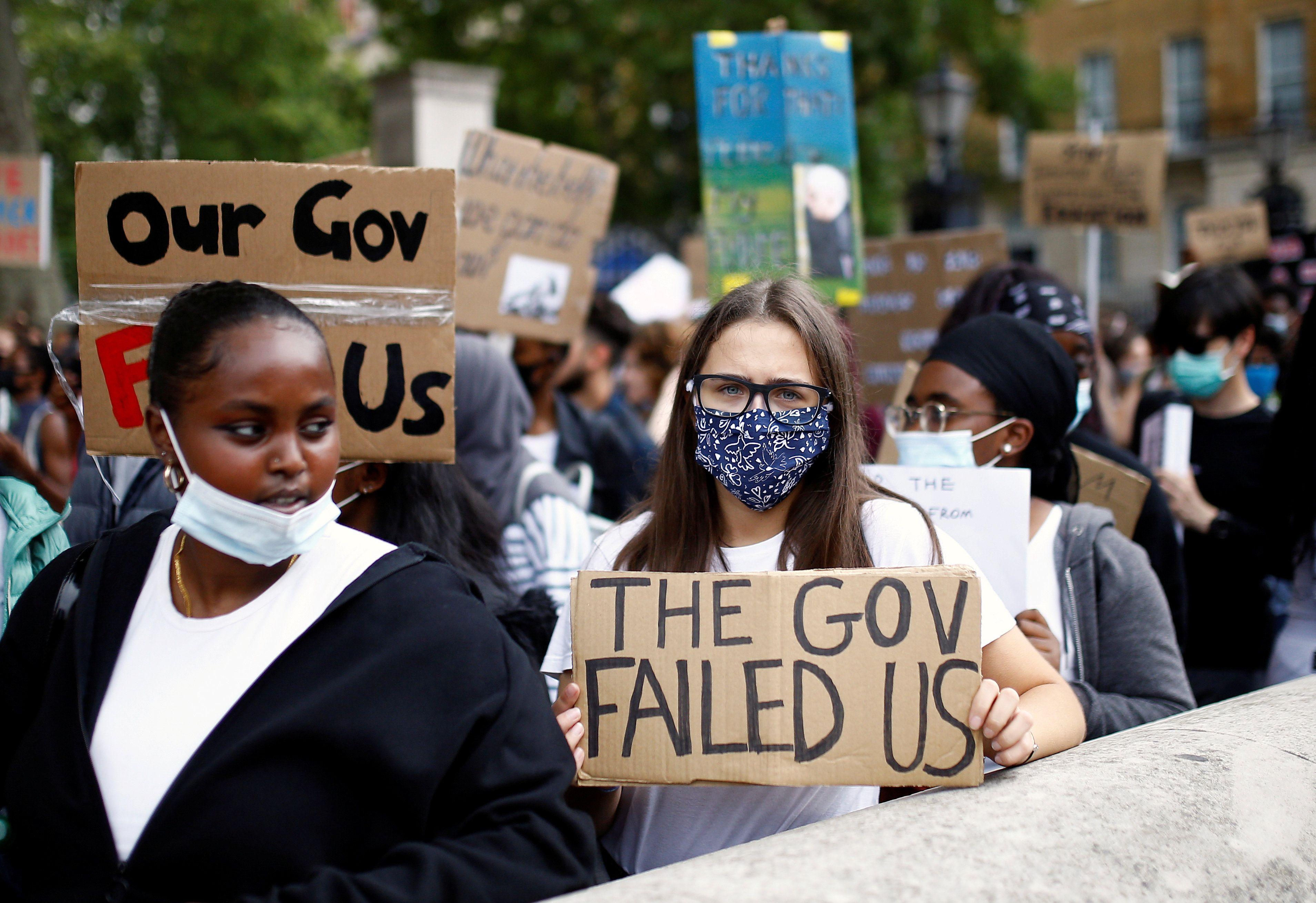 What We're Watching: UK exam fiasco, Thai protests grow, GERD negotiations resume