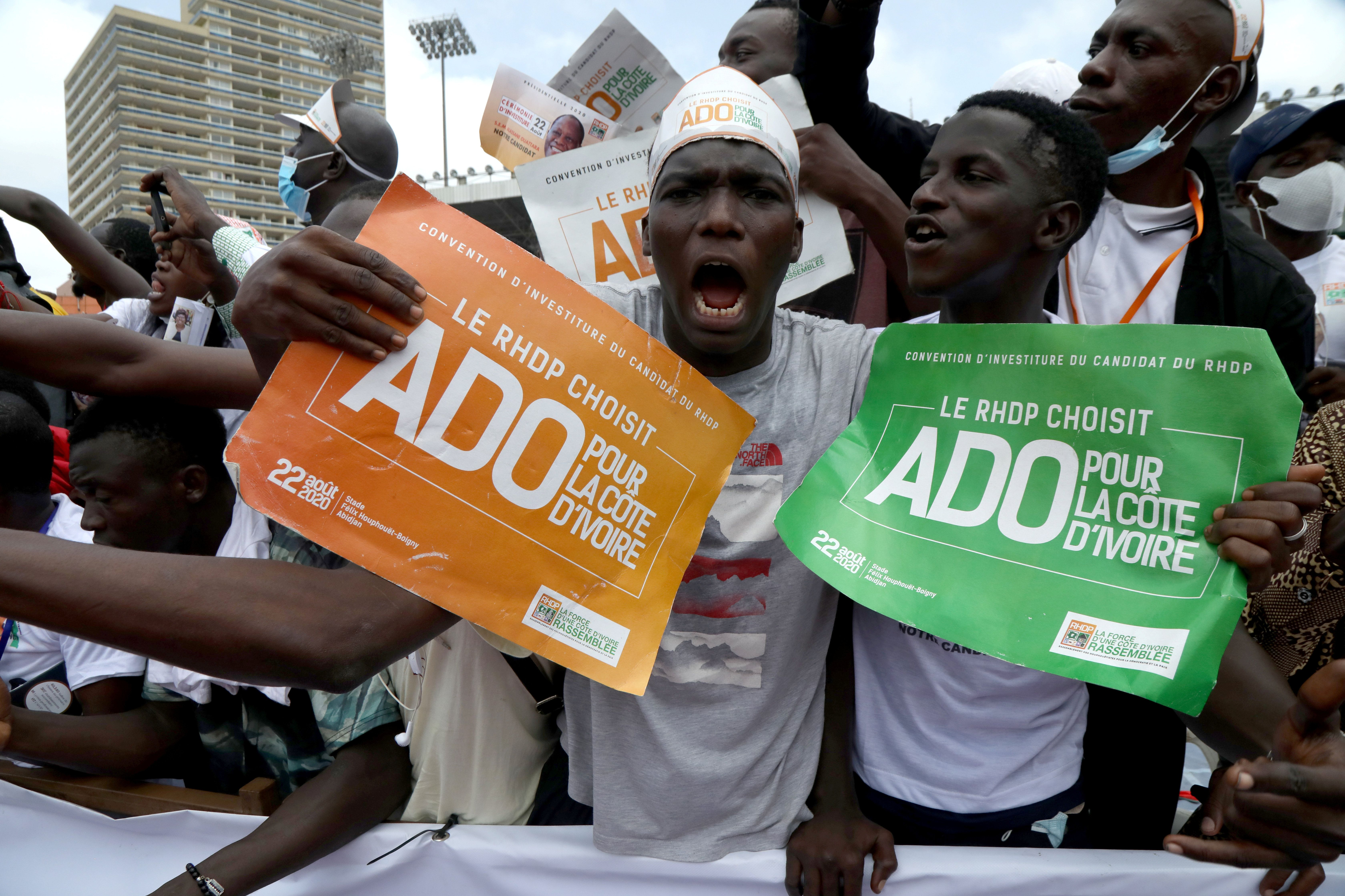 What We're Watching: Uproar in the Ivory Coast, AMLO's brother in hot water, Pompeo's roadtrip