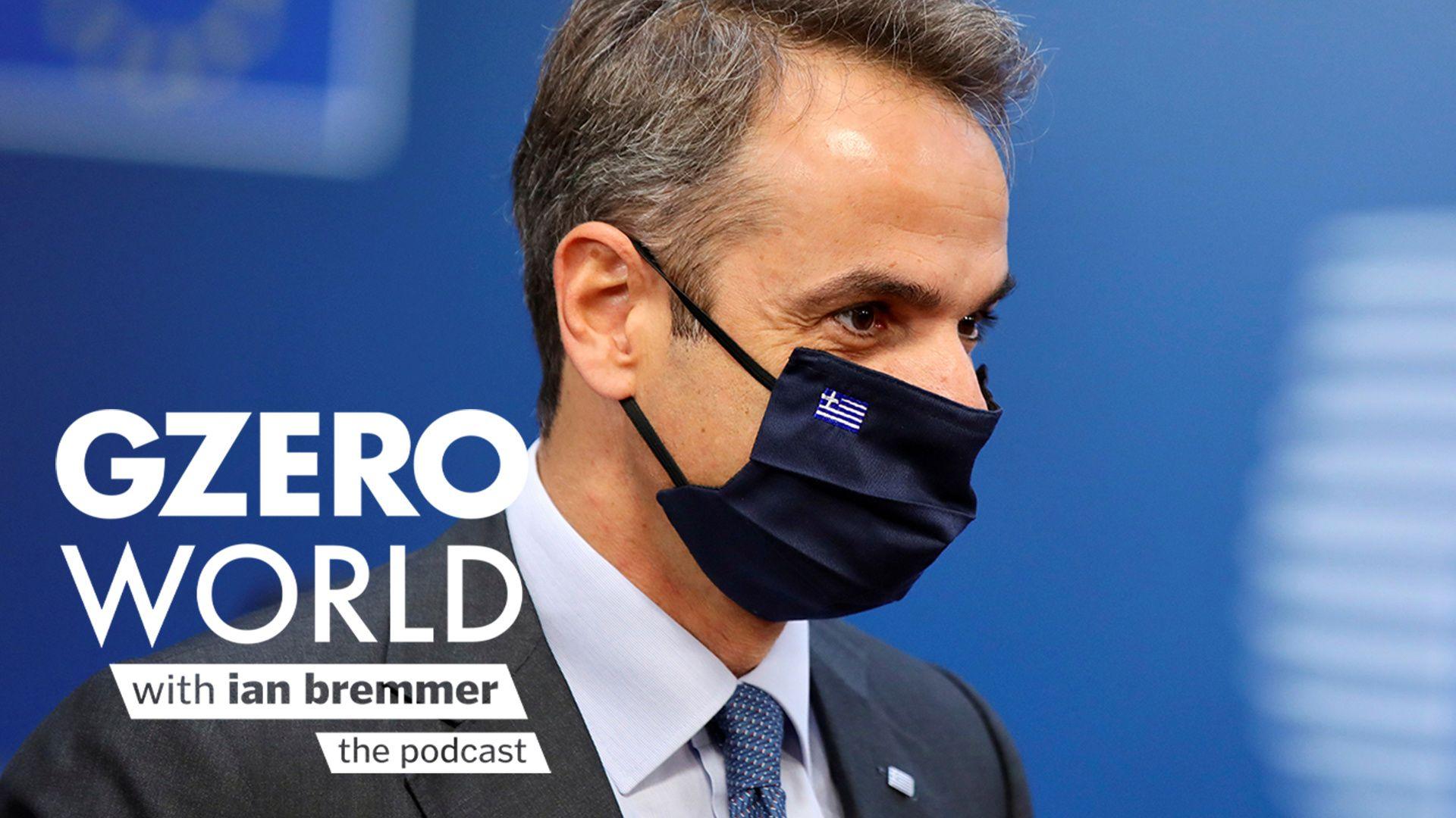 Podcast: Greek PM Kyriakos Mitsotakis on Greece's unlikely COVID success story
