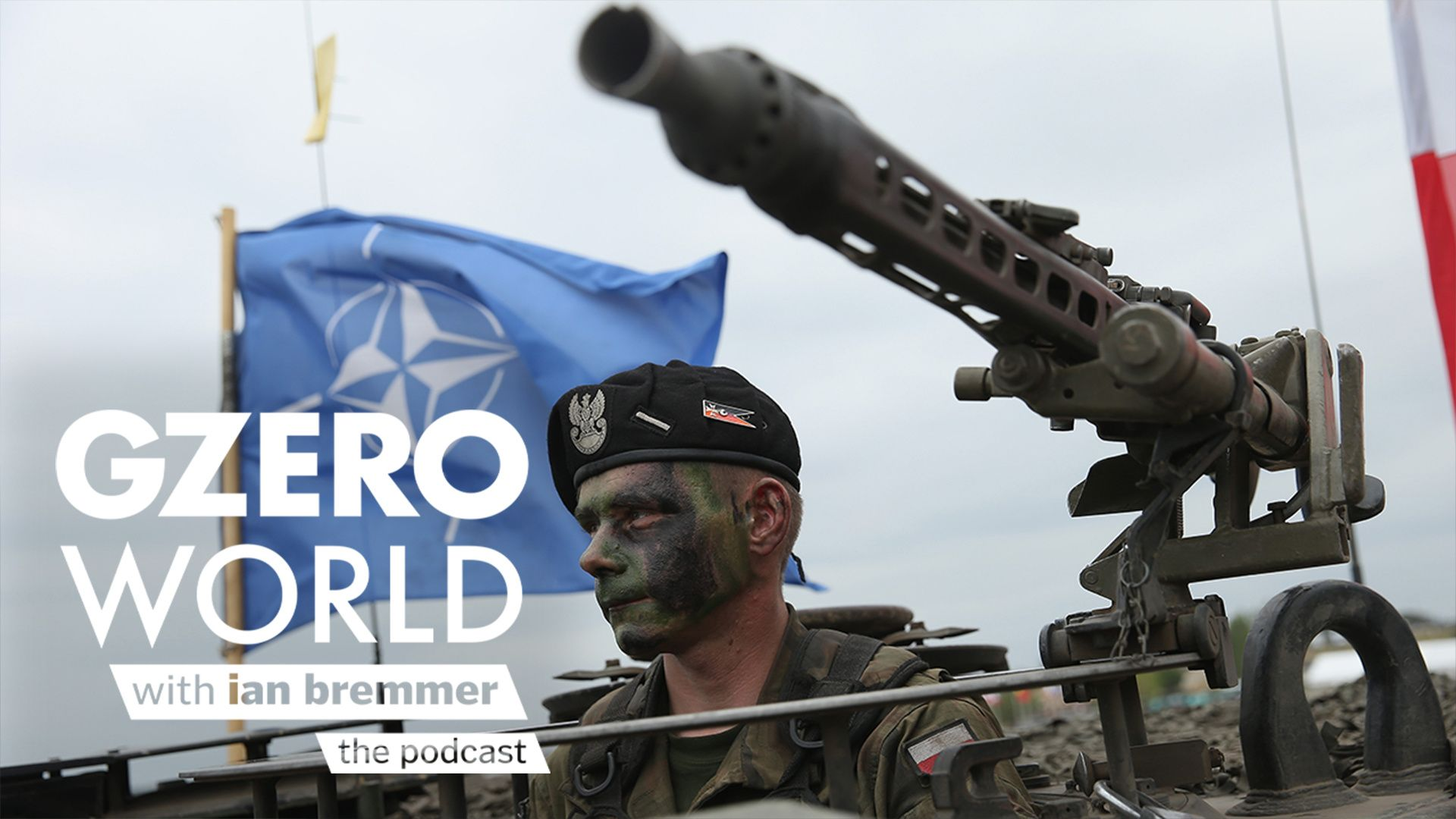 Podcast: Will NATO Adapt to Emerging Global Threats? Secretary General Jens Stoltenberg's Perspective