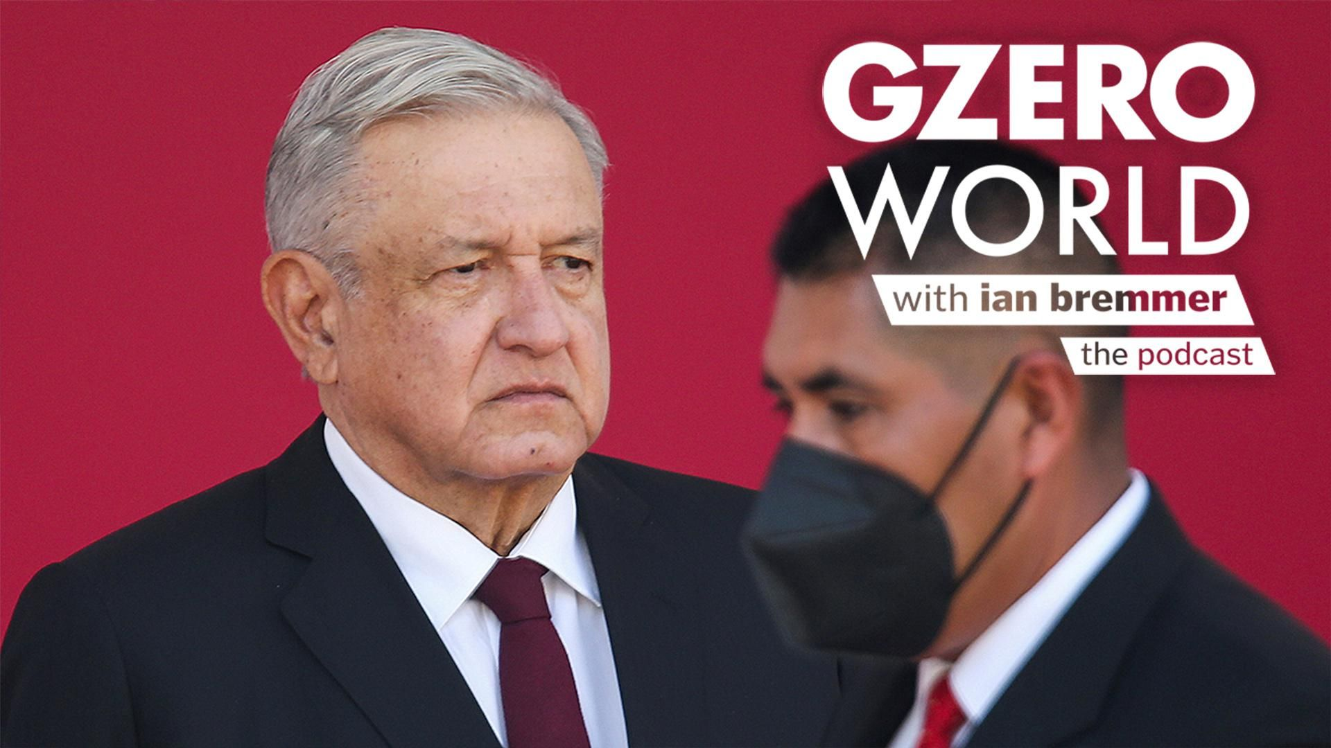 Podcast: Can AMLO Live Up to Mexico's Critical Moment? Jorge Ramos Discusses