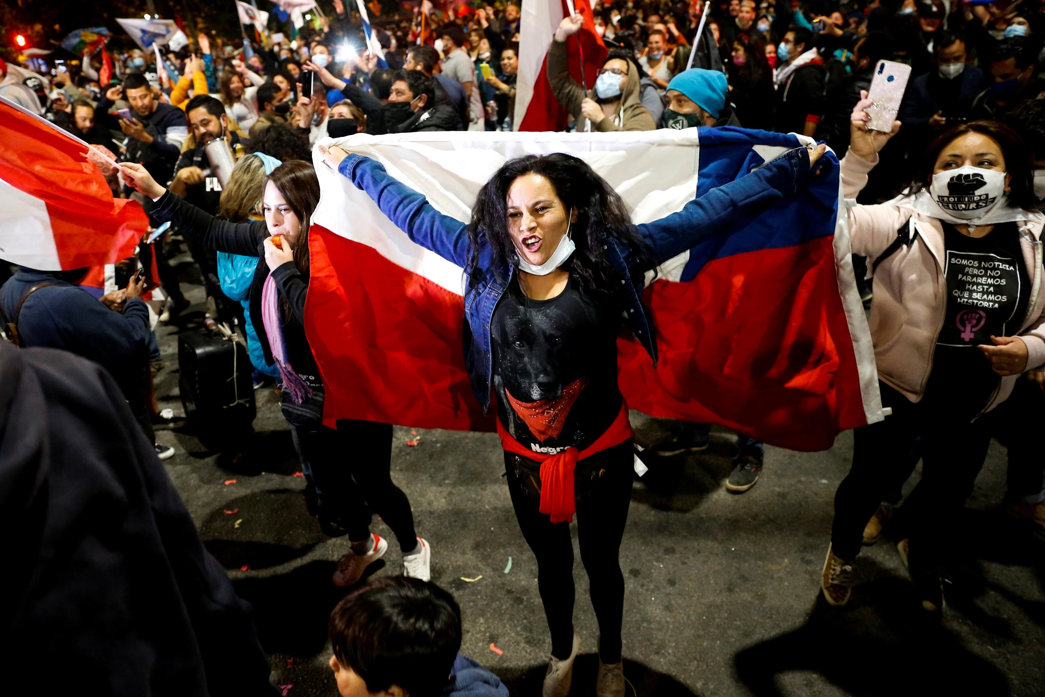What We're Watching: Chile's new constitution, Bibi hangs on in Israel, Ethiopia's violent vote