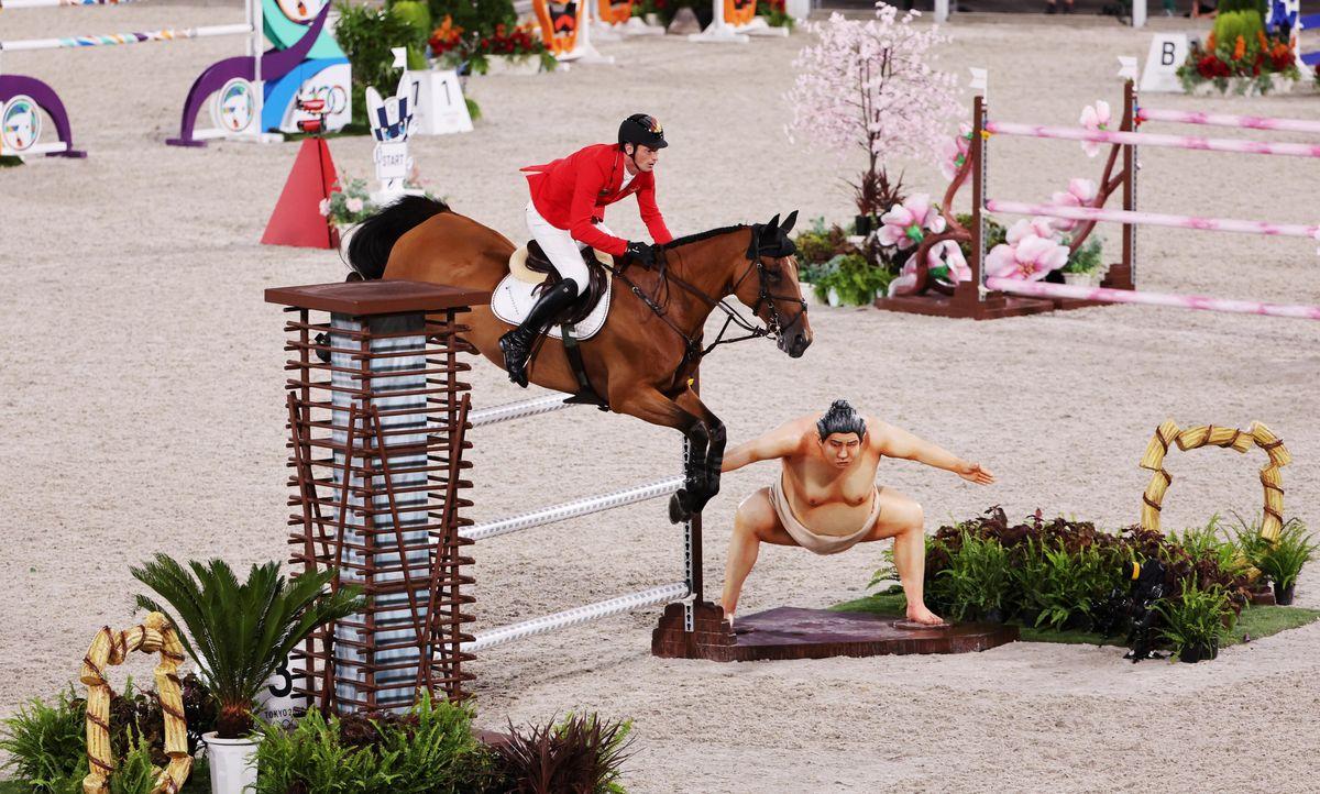 Tokyo 2020 Olympics - Equestrian - Jumping - Individual - Final - Equestrian Park - Tokyo, Japan - August 4, 2021.