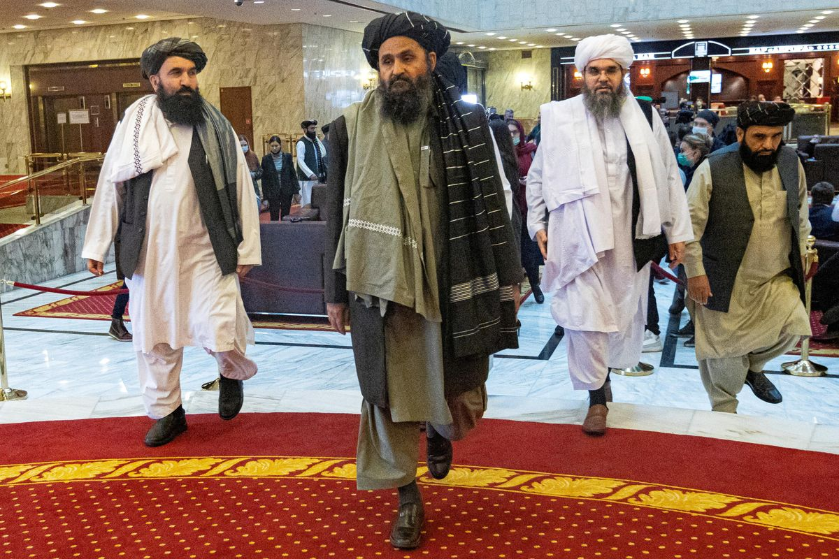 Would you recognize the Taliban?