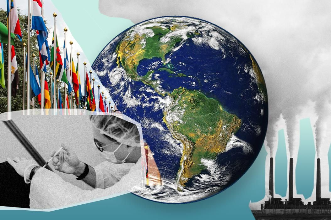 UNGA 76: Vaccines, climate, crises