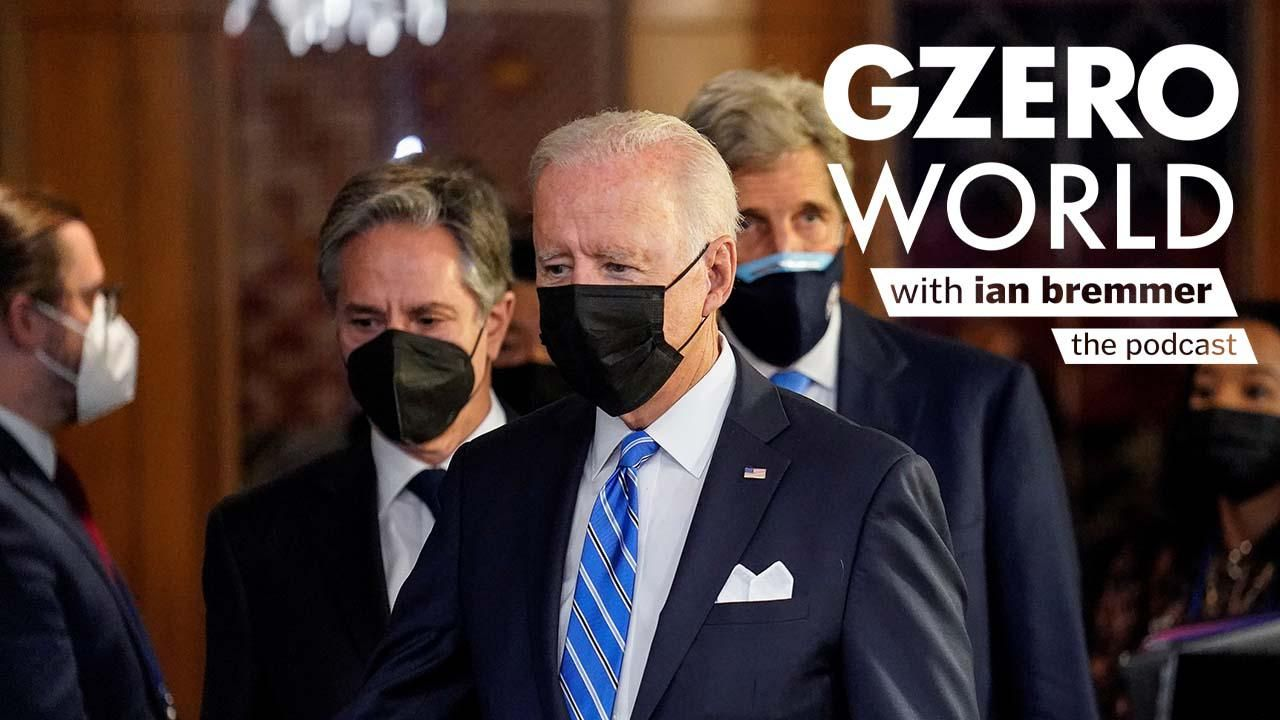 Podcast: Grading Biden on foreign policy with journalist Robin Wright