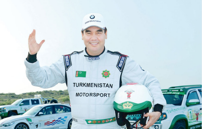 Photo of the Week: A Turkmen for All Seasons