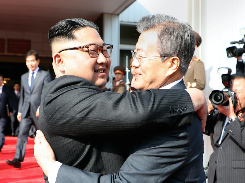 North Korea Summit: Outside the Eye of the Storm