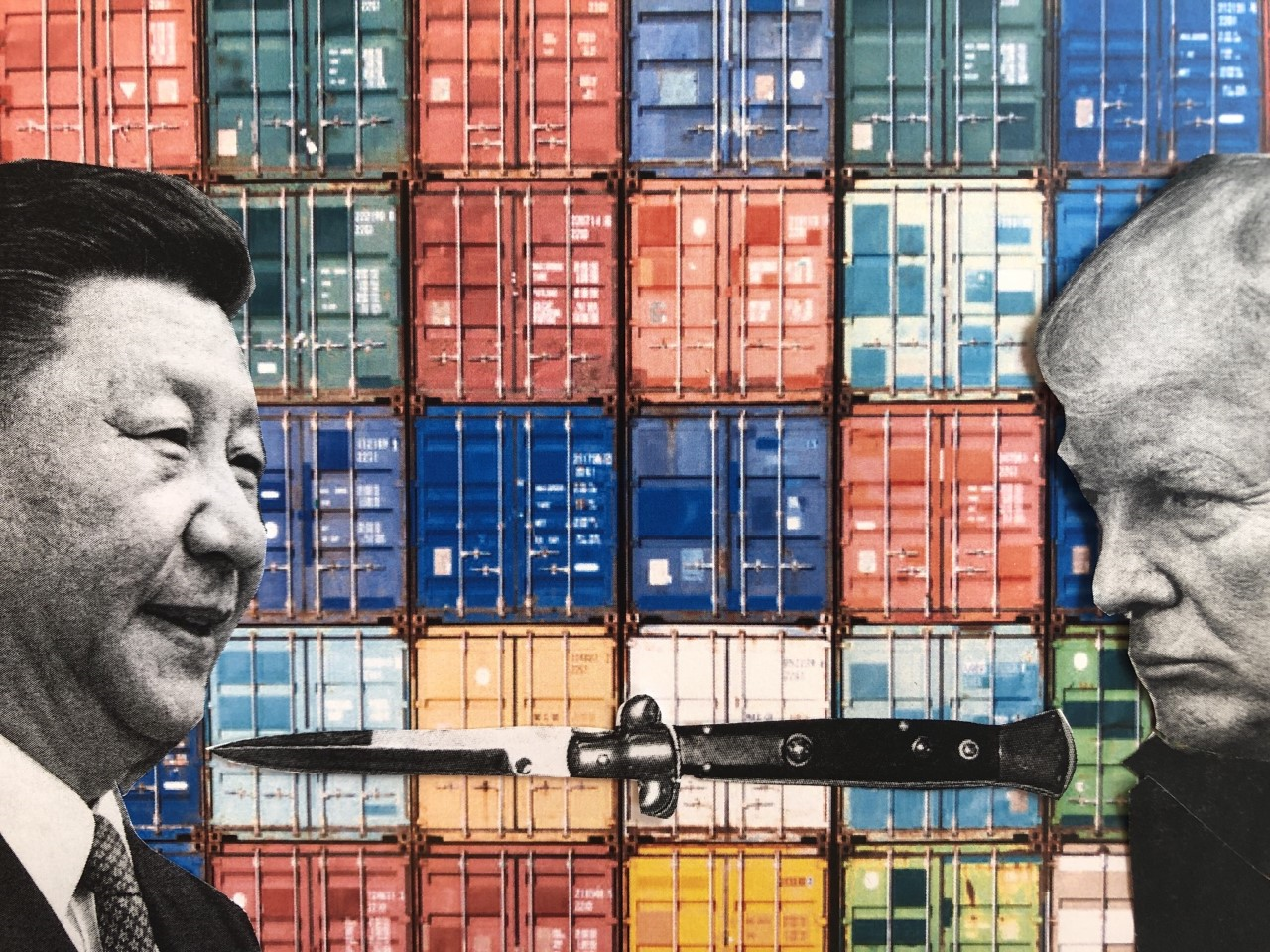 US-China Trade: Trump puts a Knife to Beijing's Throat
