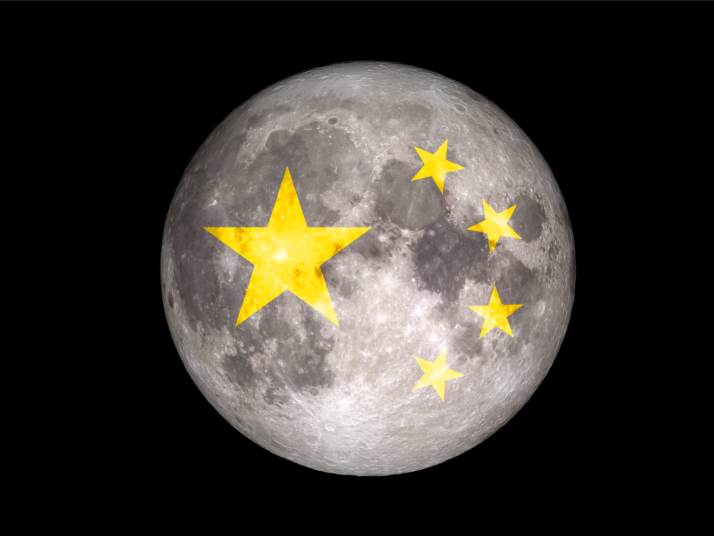 What we're watching: China wants to commercialize the moon