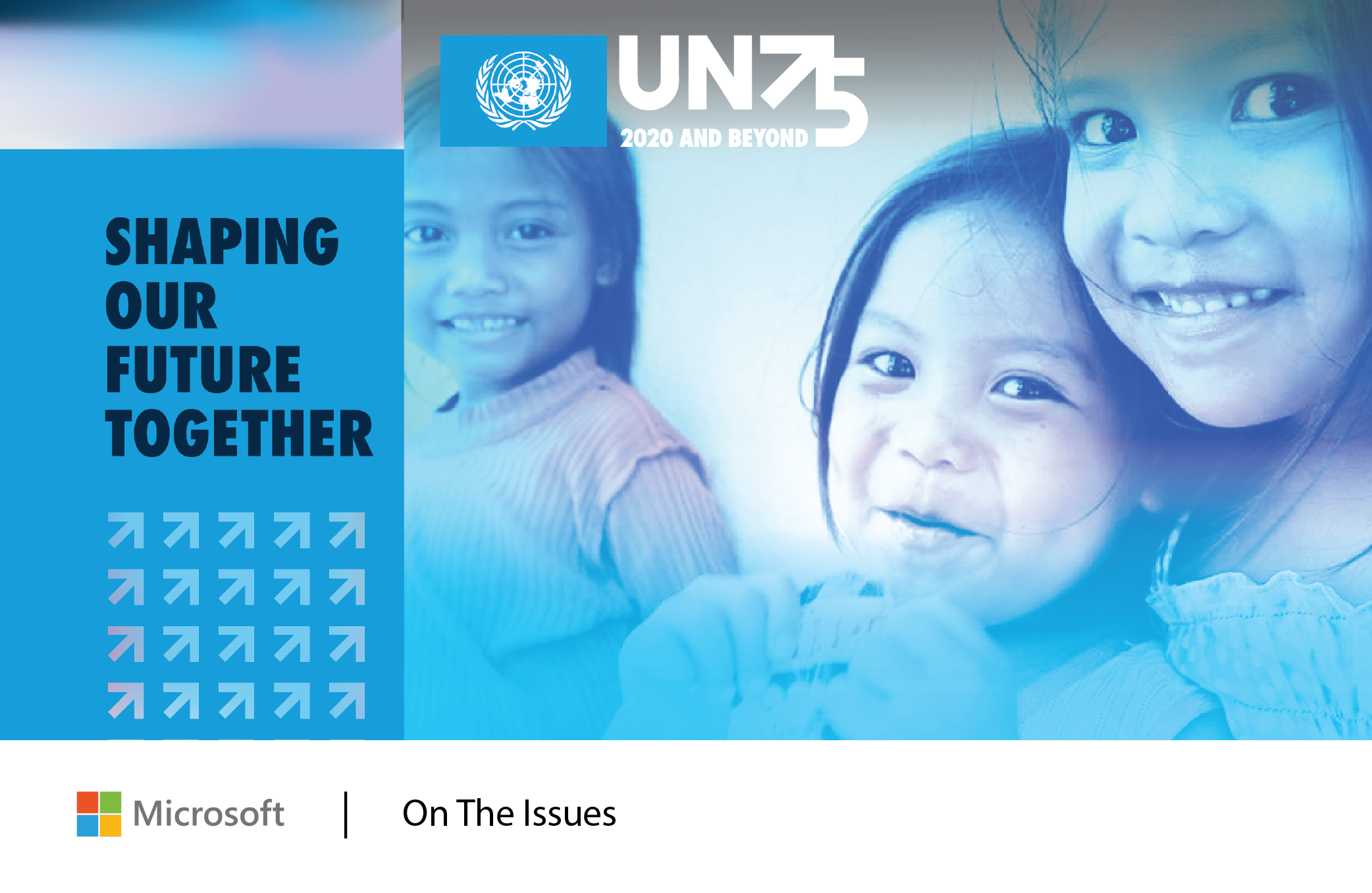 Be the change, have a say in the future of the UN