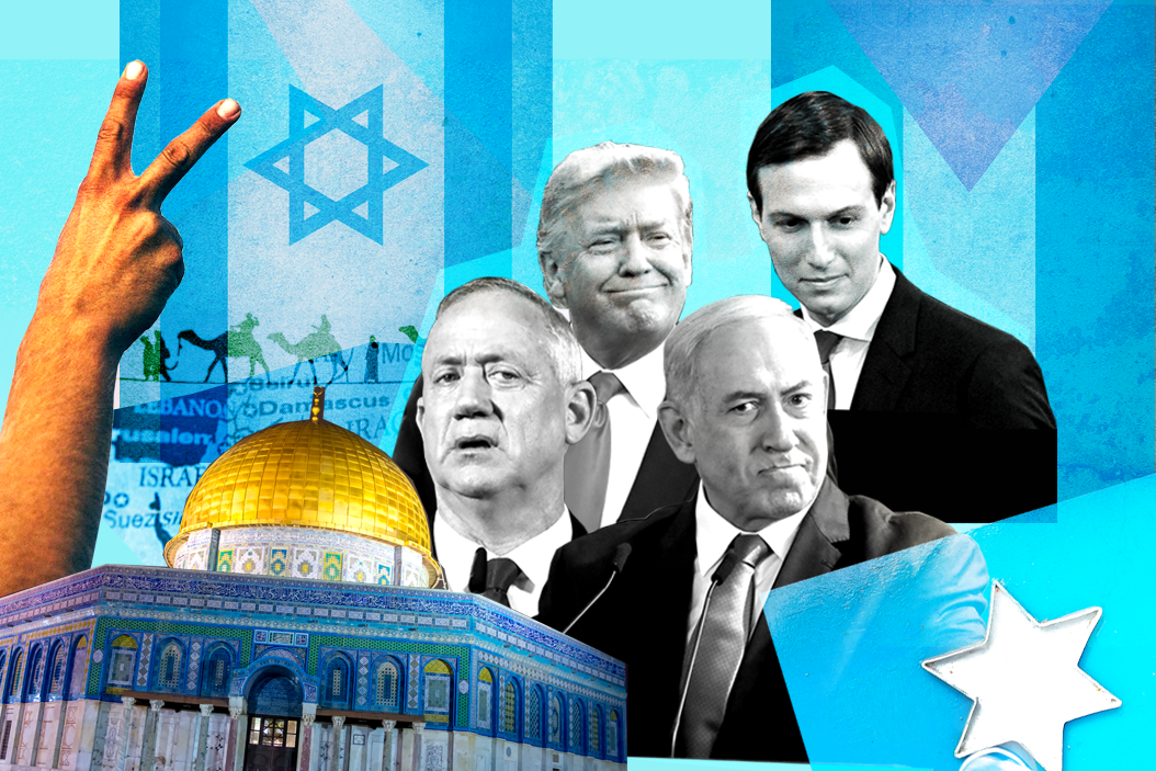 What happened to Israel's annexation plan?