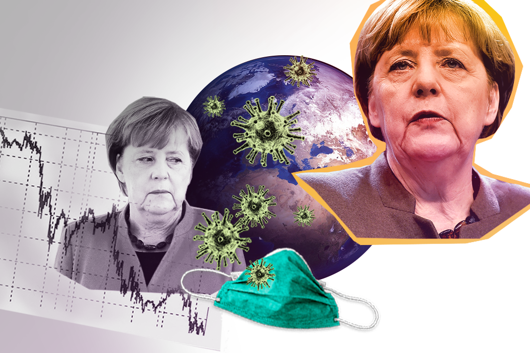 Is Angela Merkel staging a comeback?