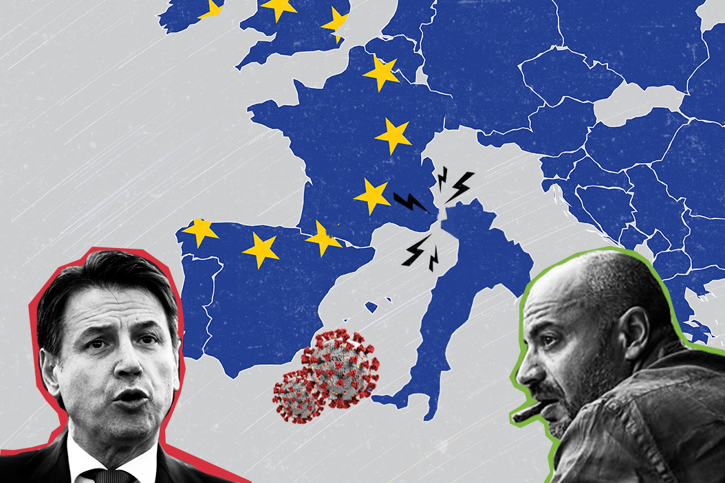 "Hard Numbers: ""Italexit"" gains steam, food aid for Lebanon, Egypt elects senators, US COVID vaccine skeptics"