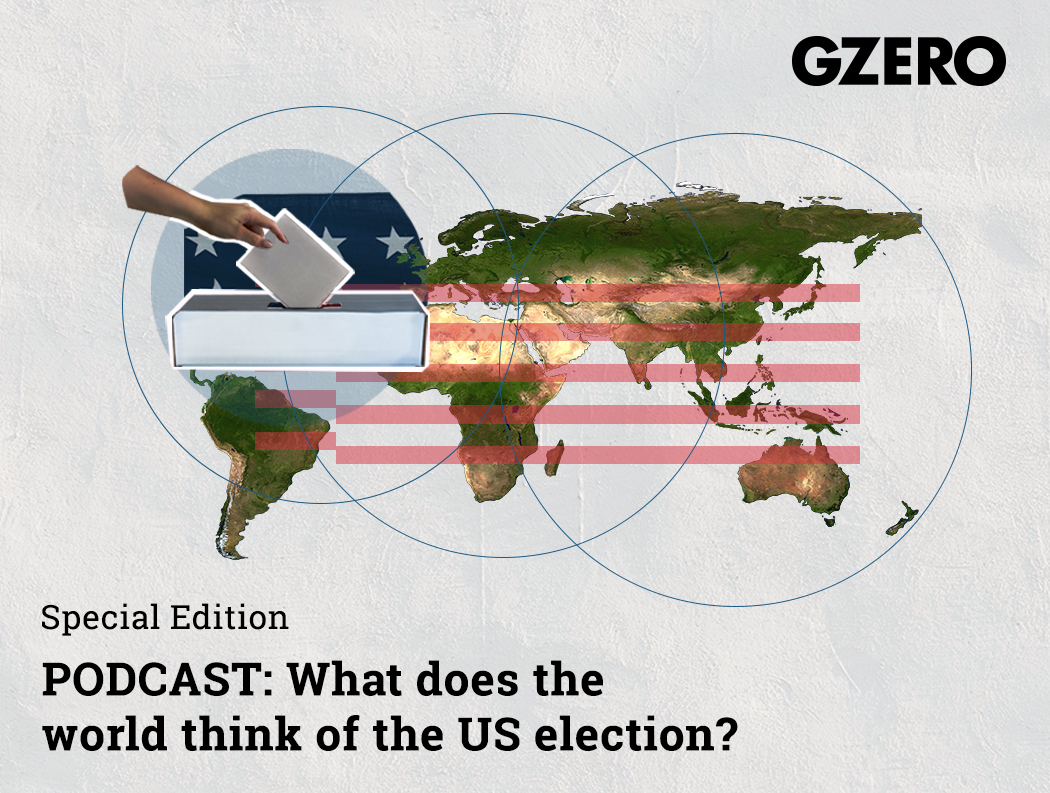 Podcast: What does the world think of the US election?