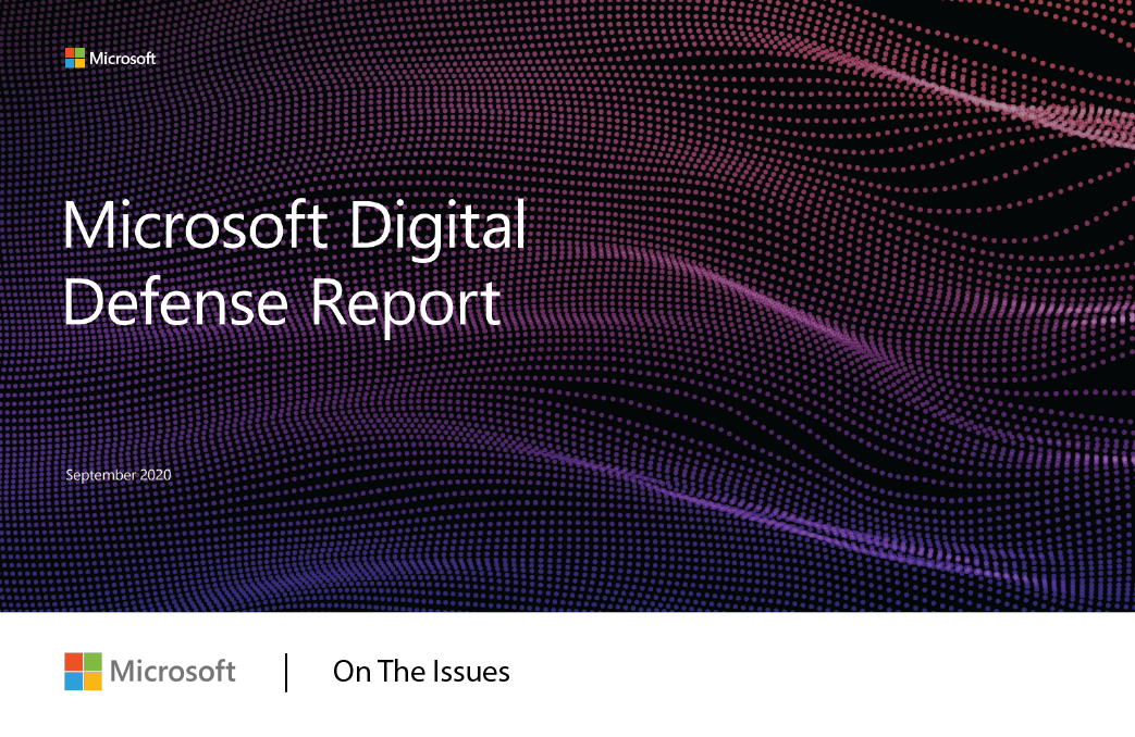 Microsoft report shows increasing sophistication of cyber threats