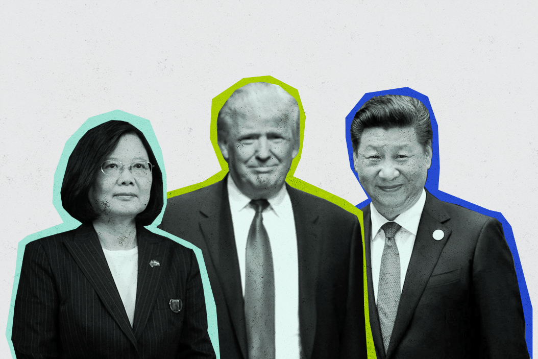 The Taiwan trap