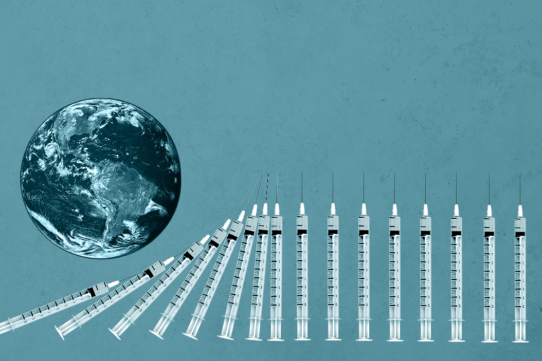 How well is the vaccine drive really going?