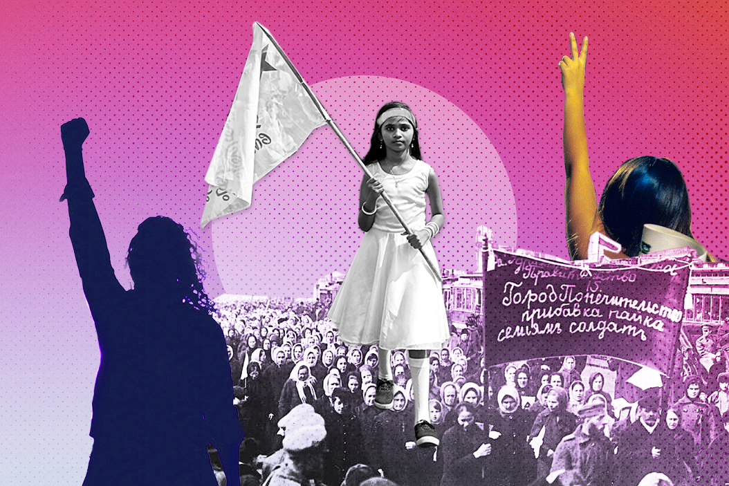 Women's movements to watch right now
