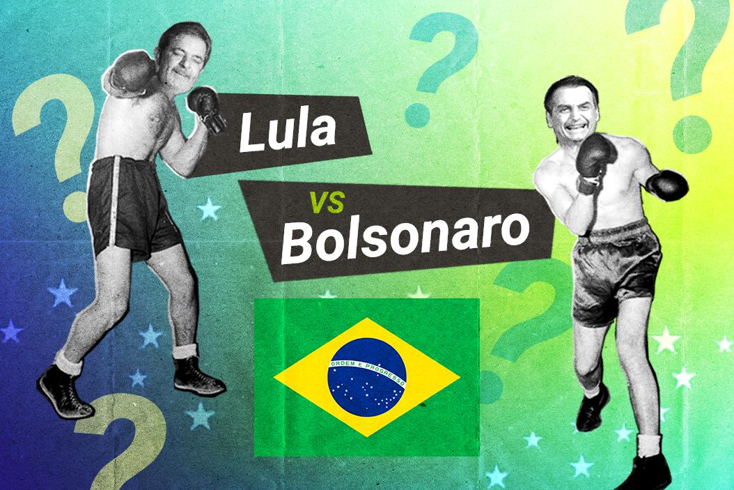 Lula vs Bolsonaro: A clash of titans in Brazil