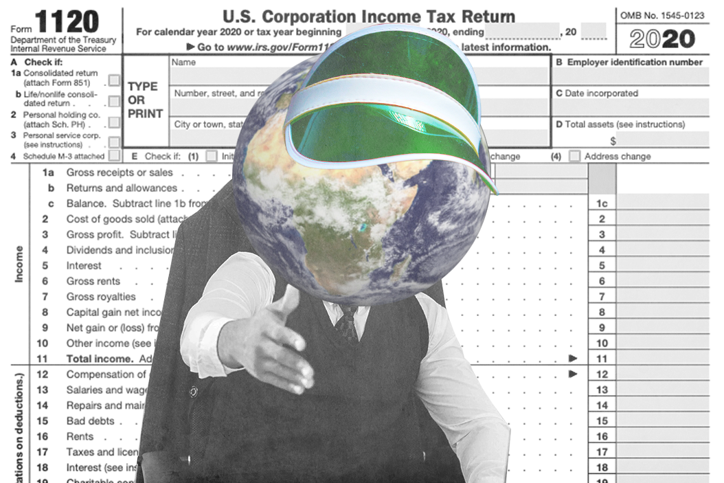 Can Biden's push to tax big corporations go global?