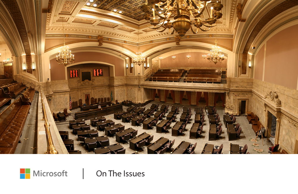 Covid-19, data privacy and climate change: An update from Washington state