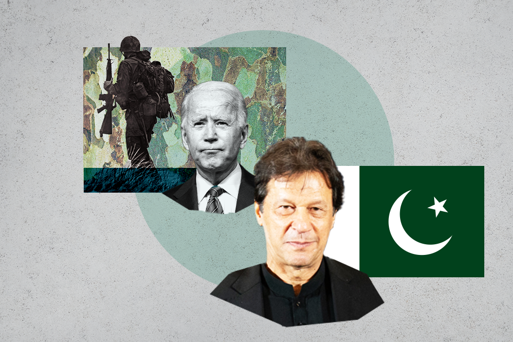 As the US withdraws from Afghanistan all eyes are on Pakistan