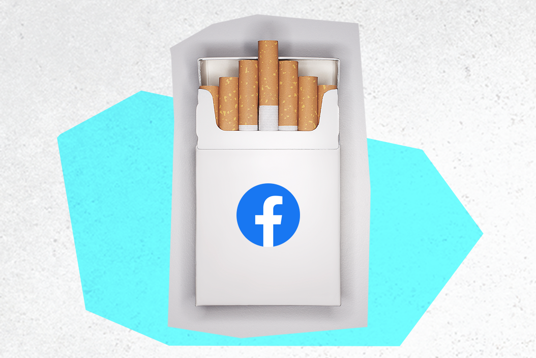 Is Facebook like a car or a cigarette?