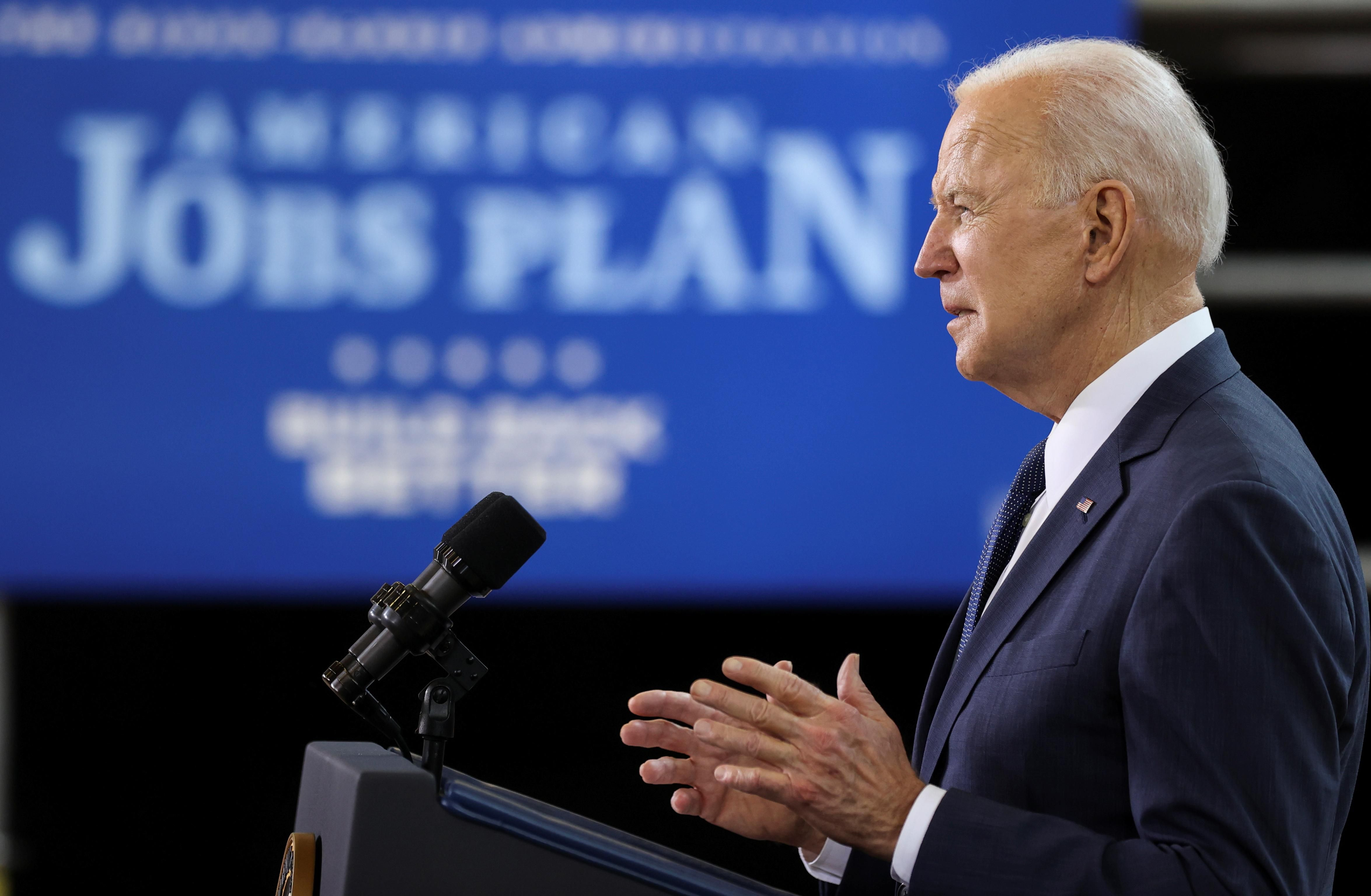 Joe Biden's plan to remake america