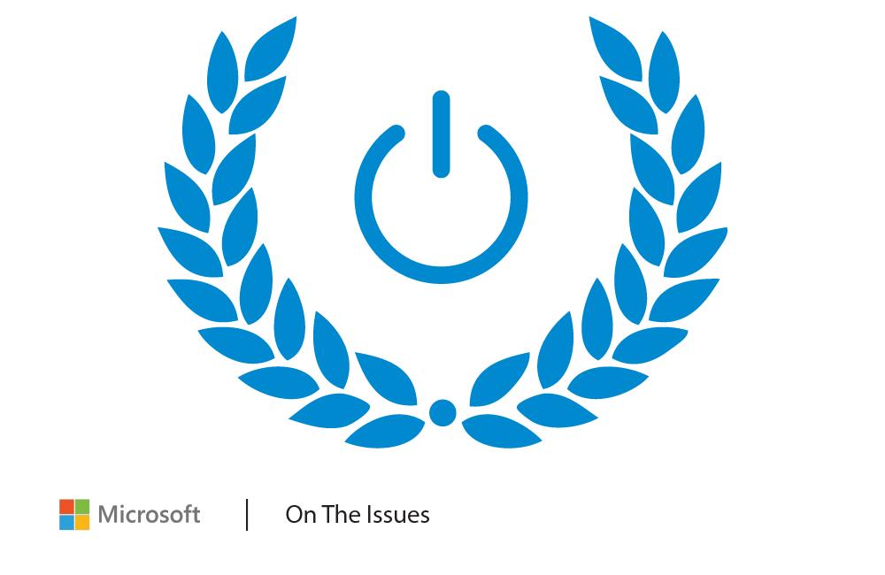 Microsoft Council for Digital Good logo