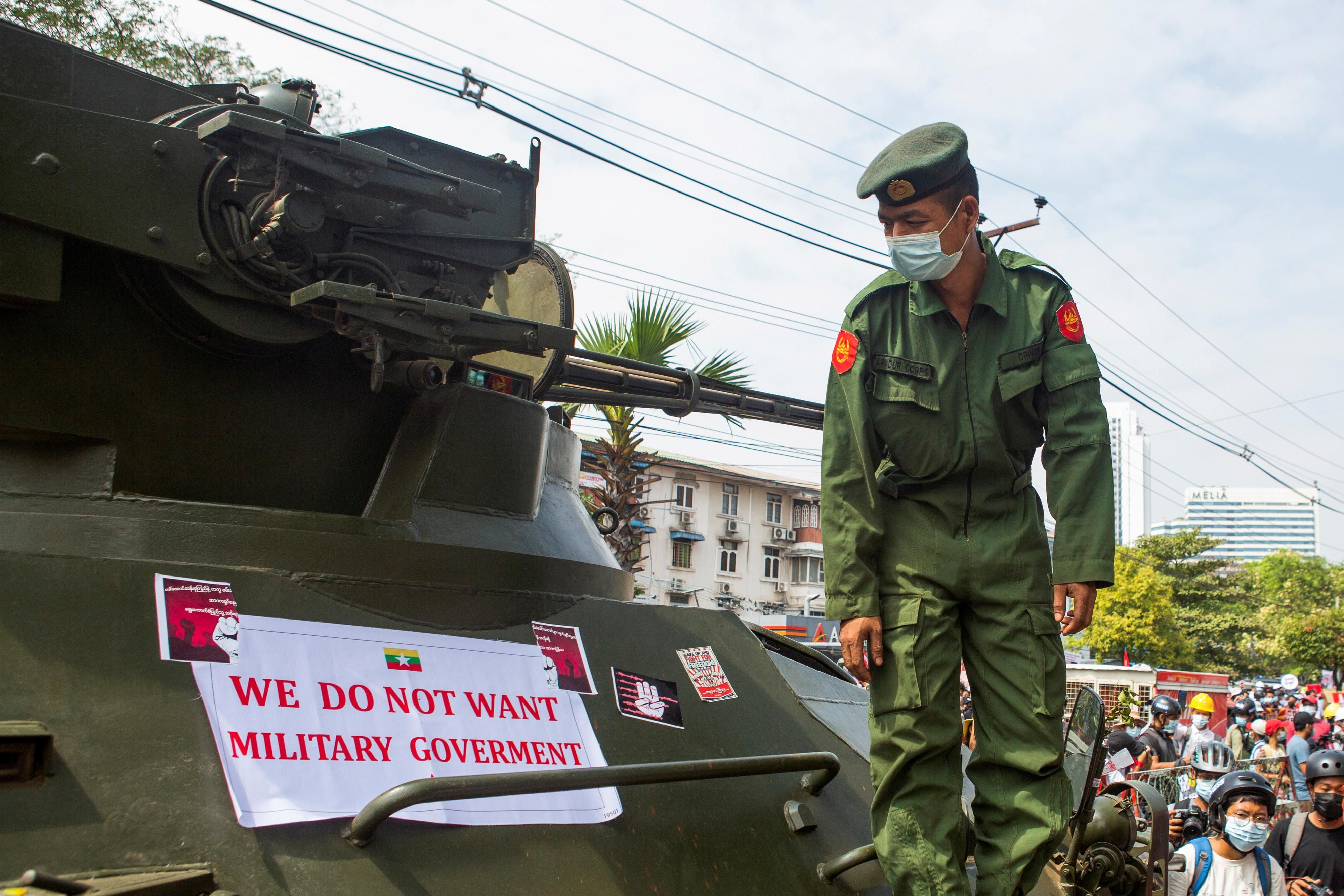 Myanmar is a danger to its neighbors — will anyone step in?